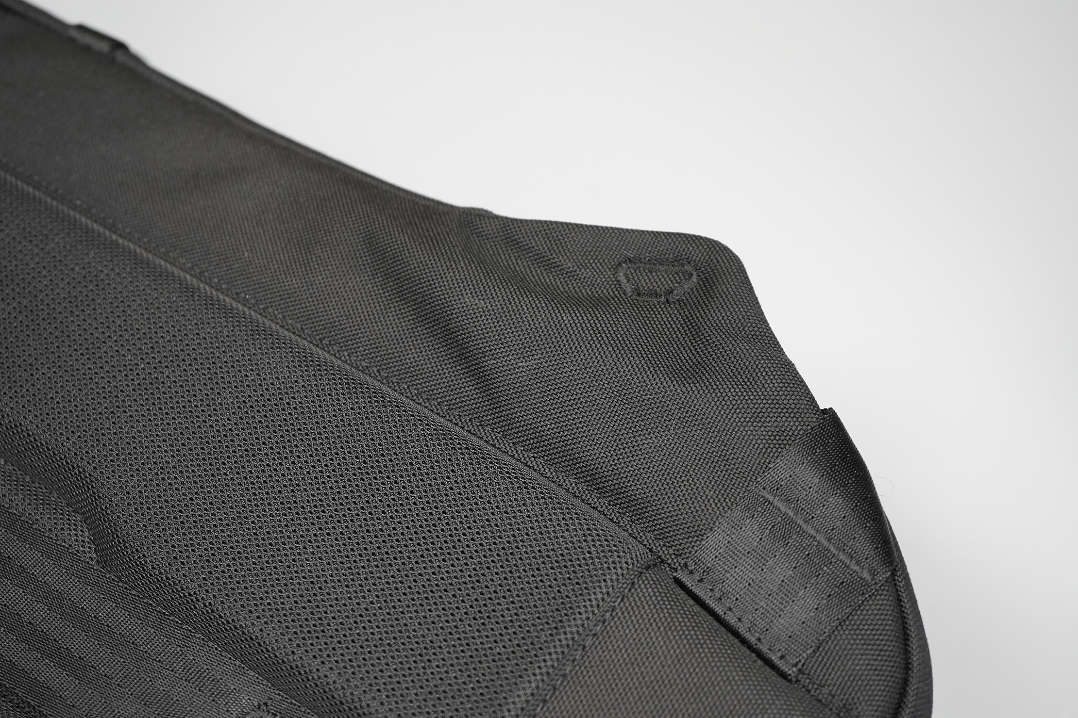 Able Carry Max Backpack | Strong stitching holds everything together