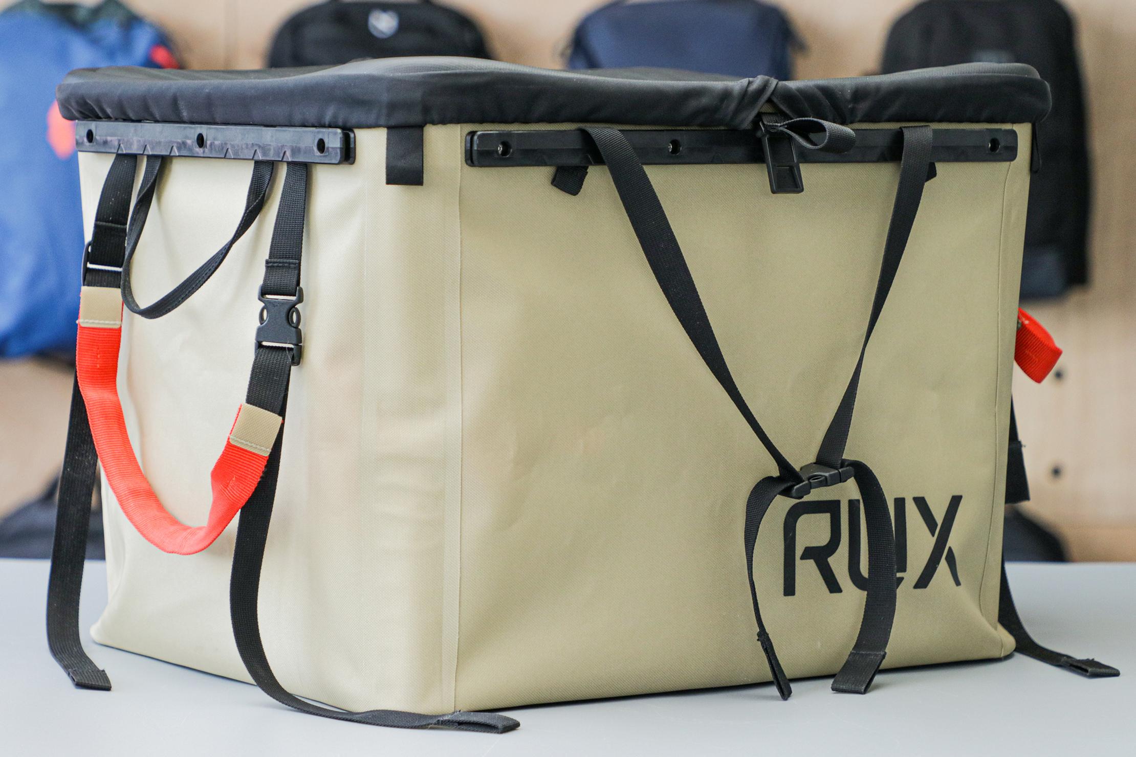 RUX 70L straps
