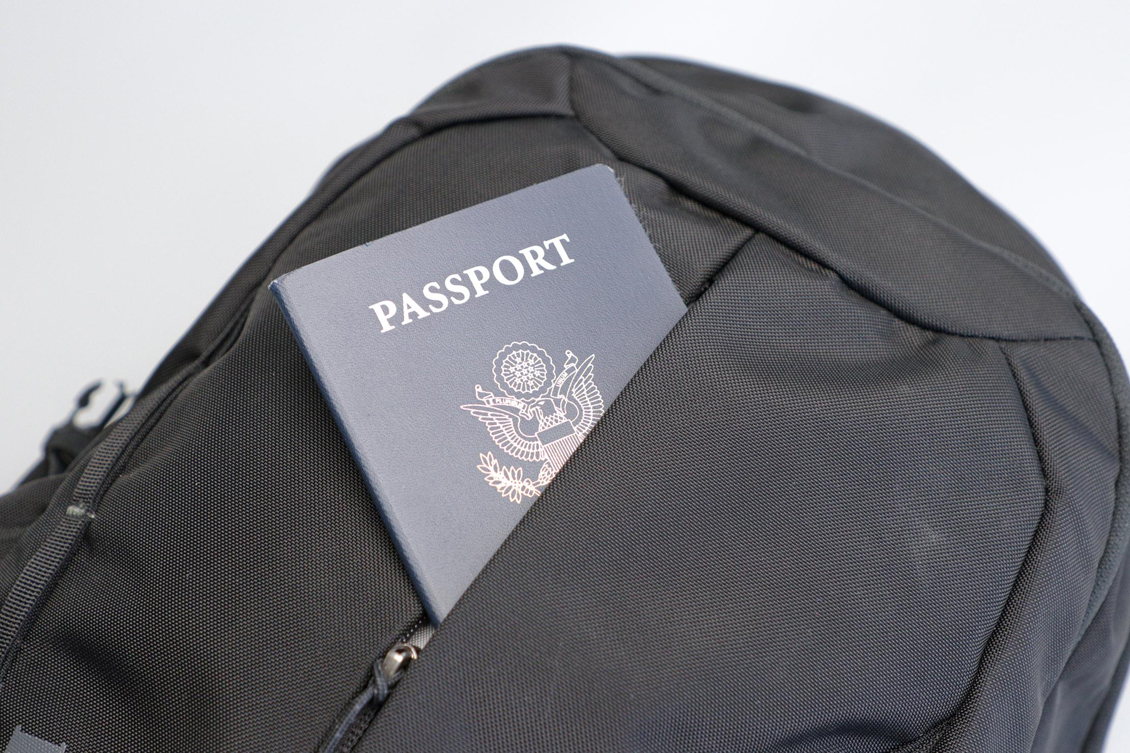 Patagonia Refugio Backpack Front pocket