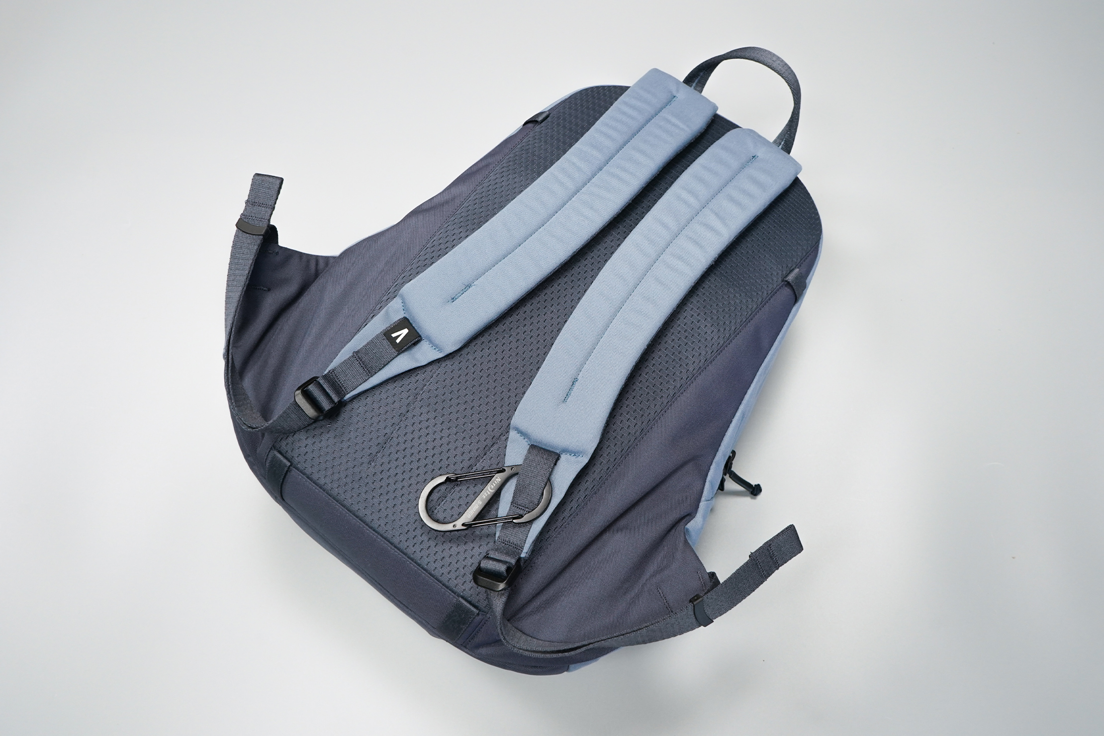 Boundary Supply Rennen Recycled Daypack | Harness system & back panel