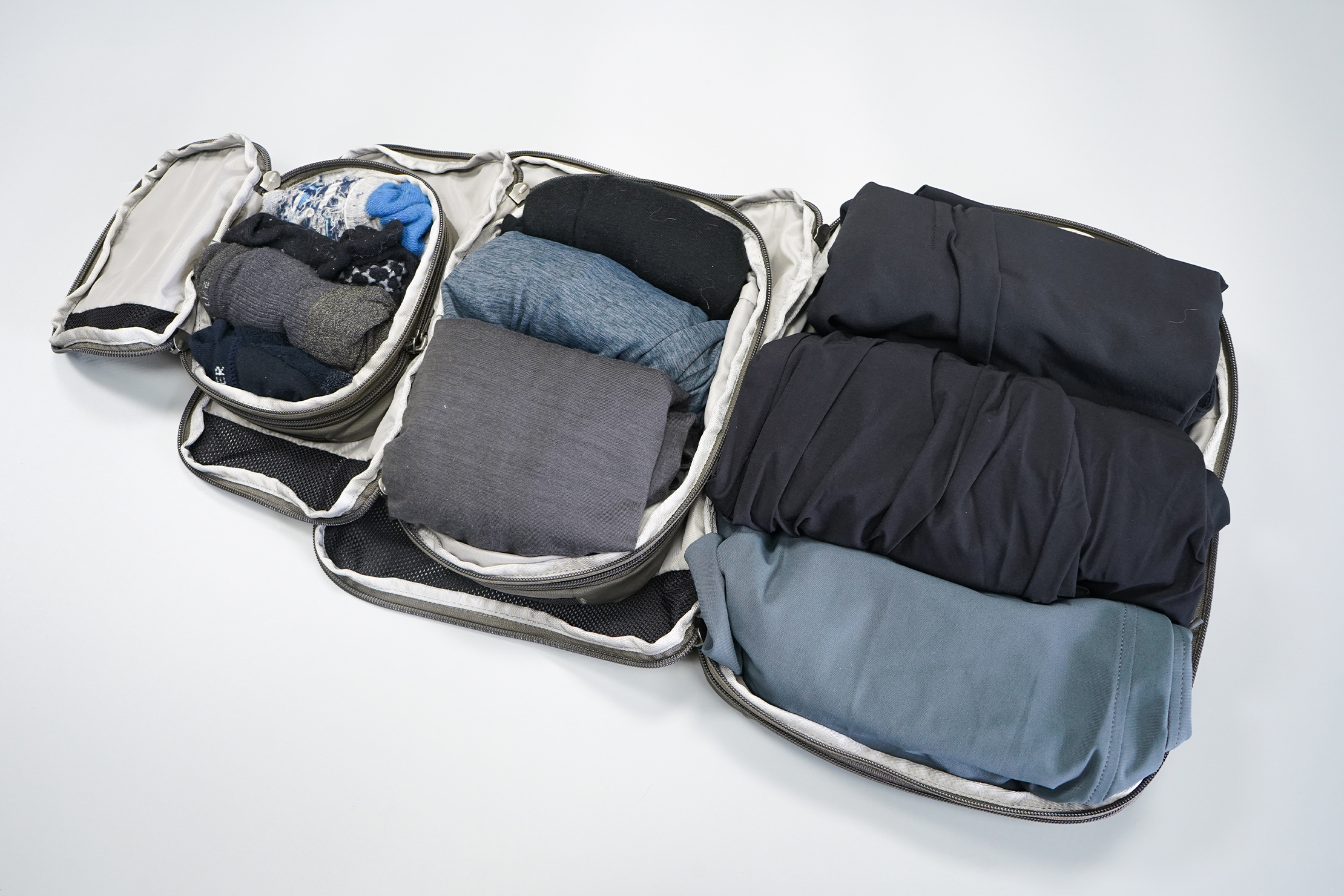 YETI Crossroads Packing Cubes   Packing Time