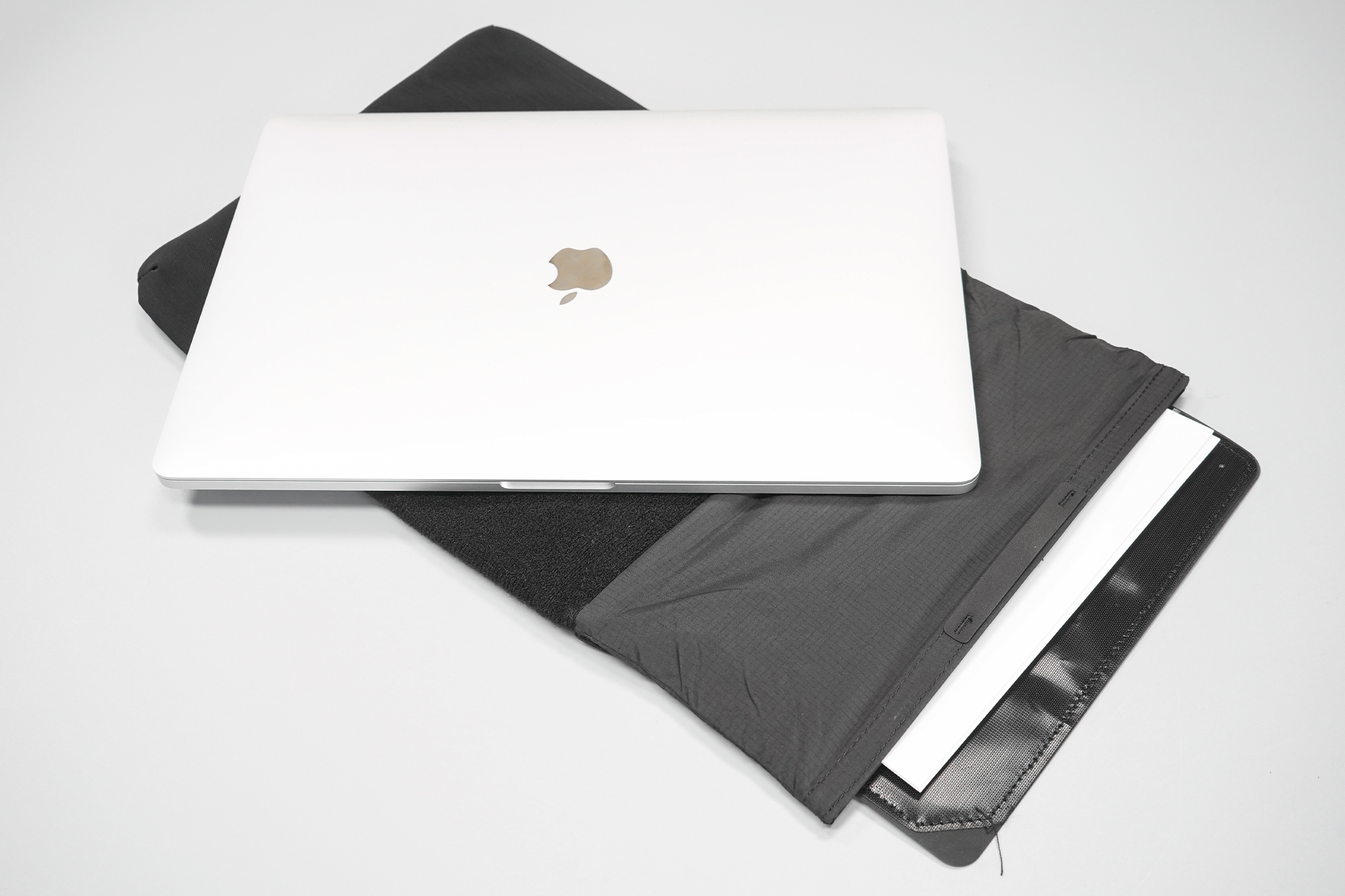 Matador Laptop Base Layer   The rolltop is adjustable to fit long items.