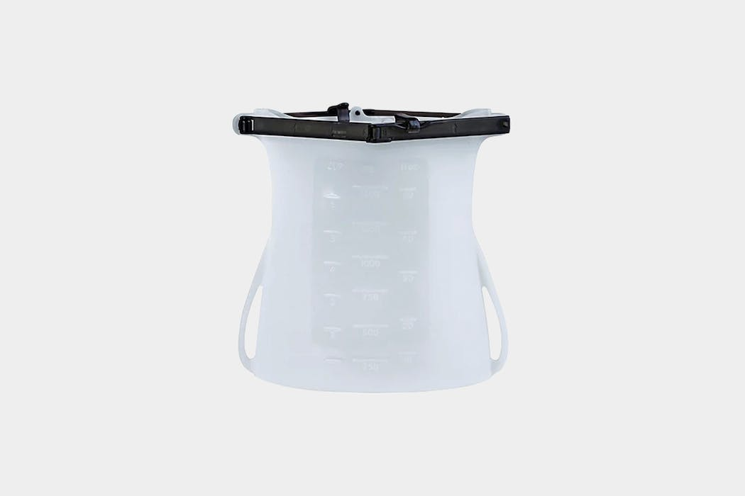 Food Bunker Silicone Containers