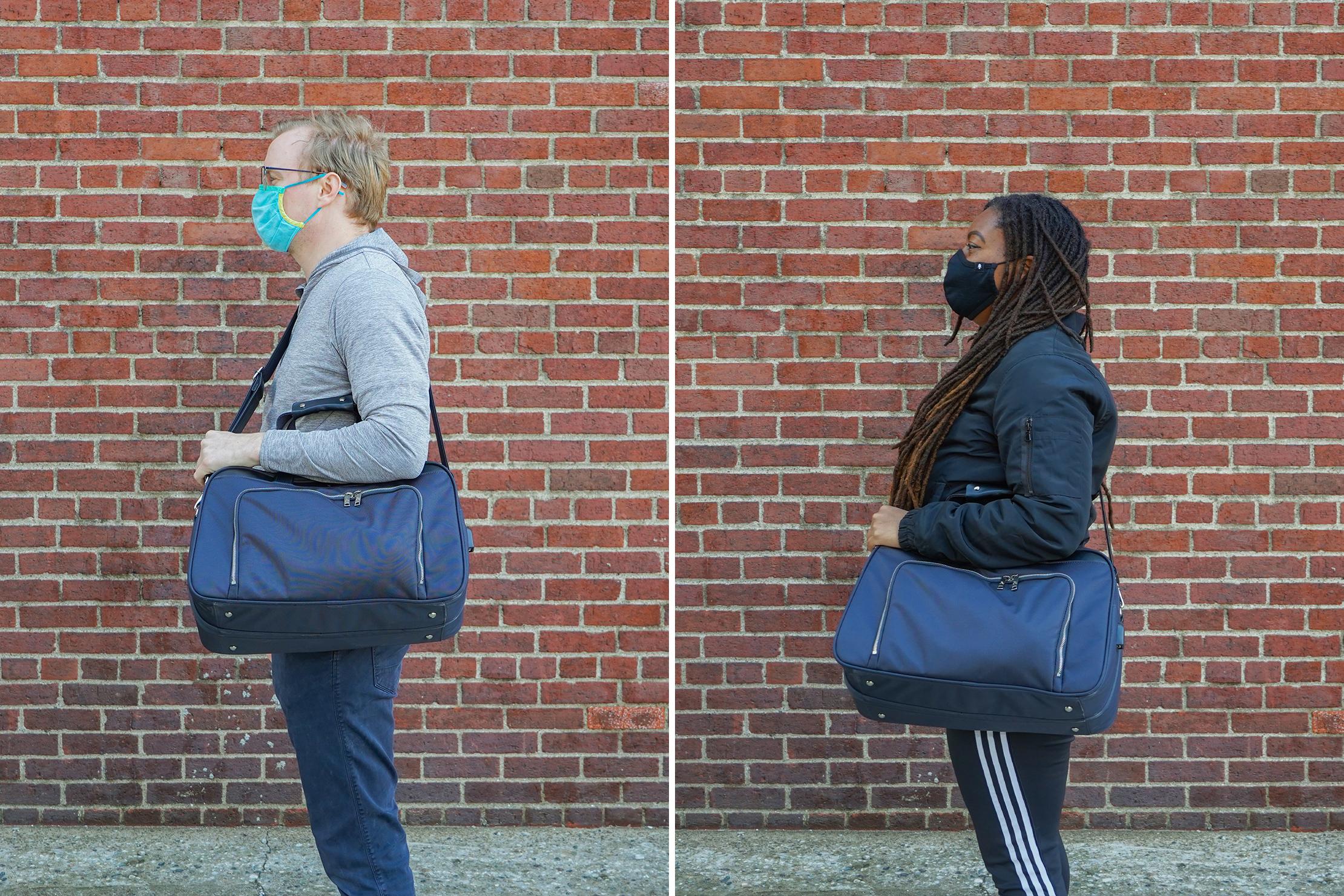 Nomad Lane Bento Bag Sport Edition male/female fit