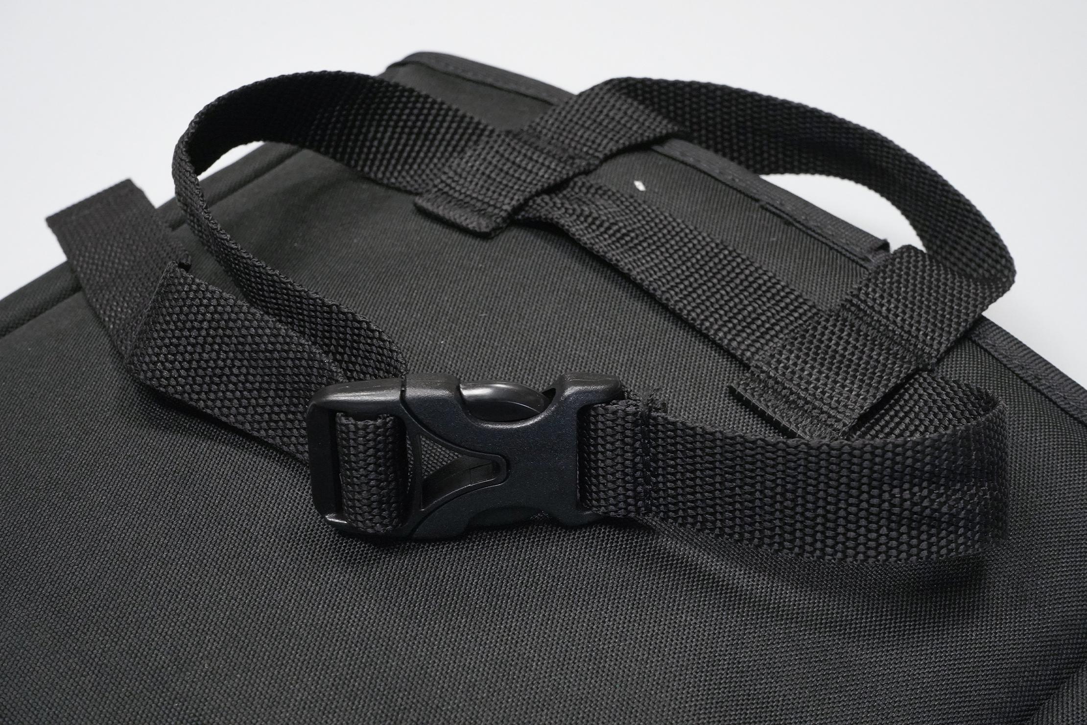 Carhartt Car Organizer straps