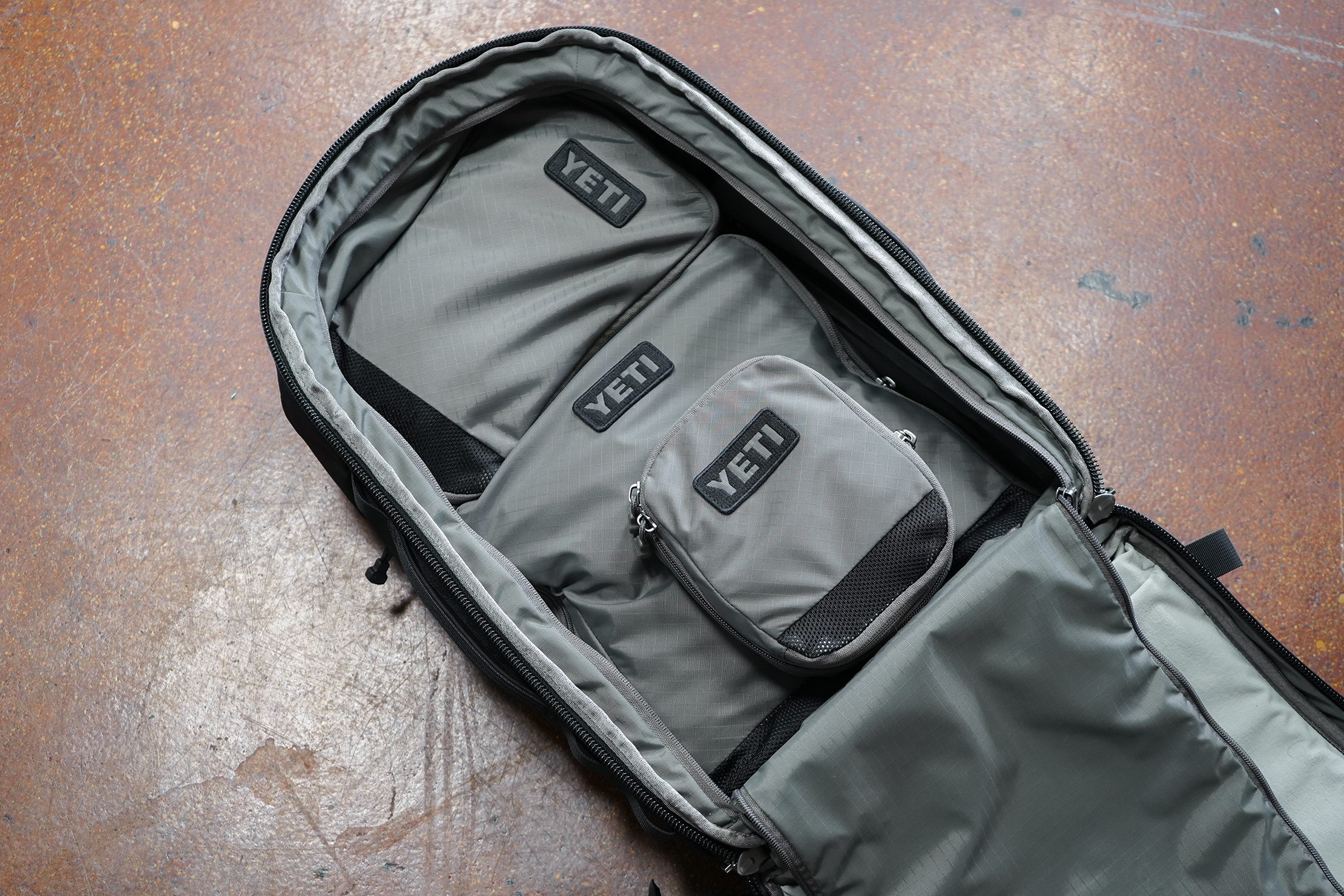 YETI Crossroads Packing Cubes   Packed In