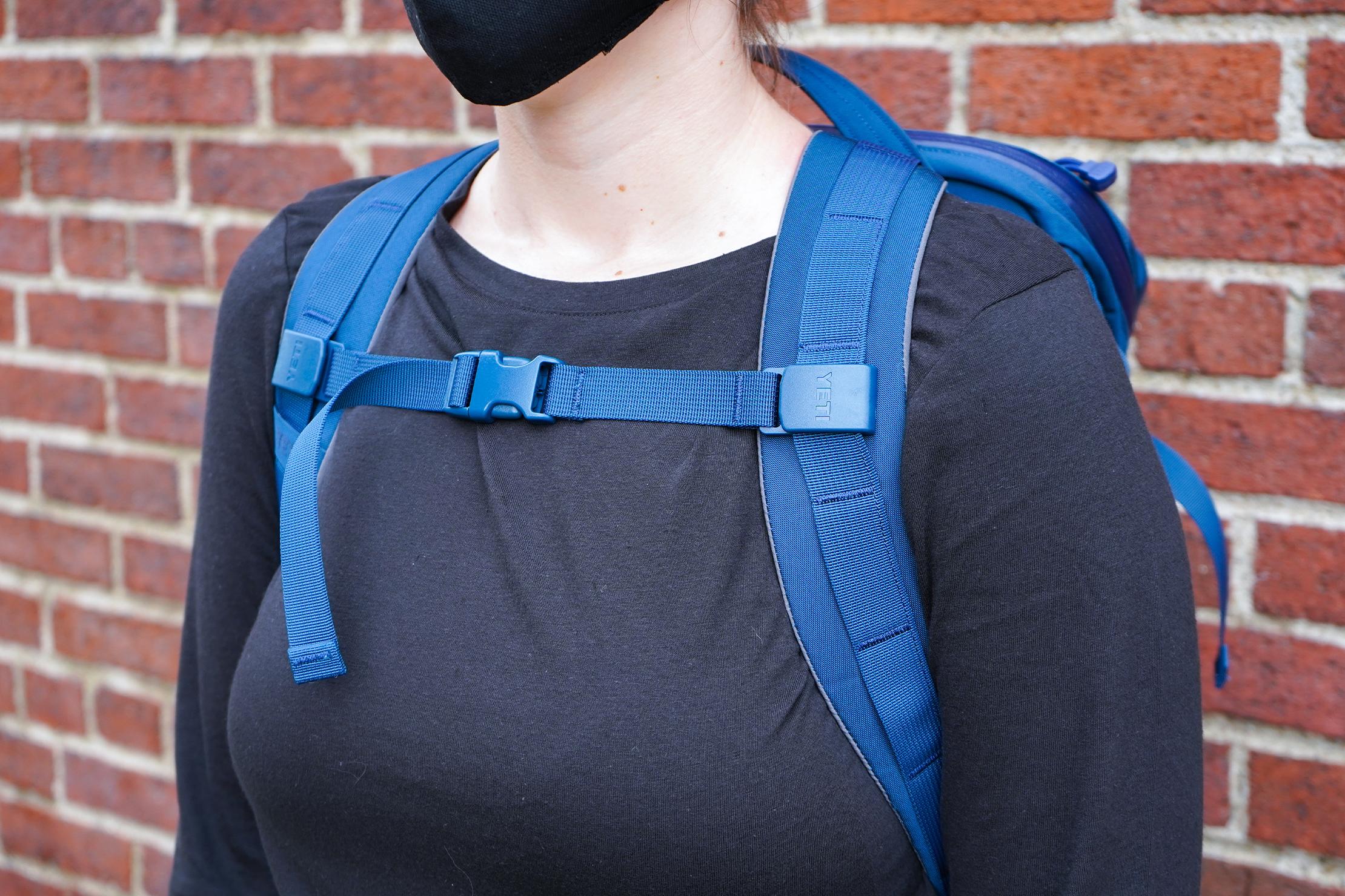 YETI Crossroads 22L Backpack | Backpack Shoulder Straps