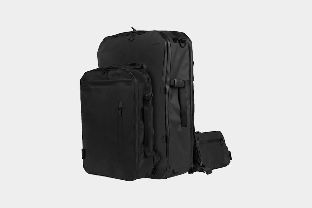 Gravel Backpack Travel System