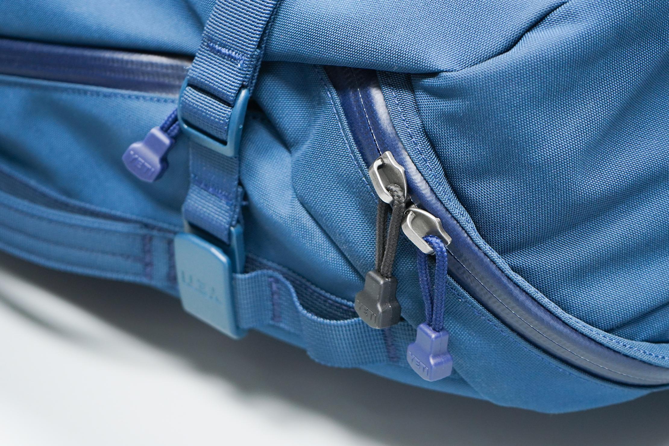 YETI Crossroads 22L Backpack | Backpack Zippers