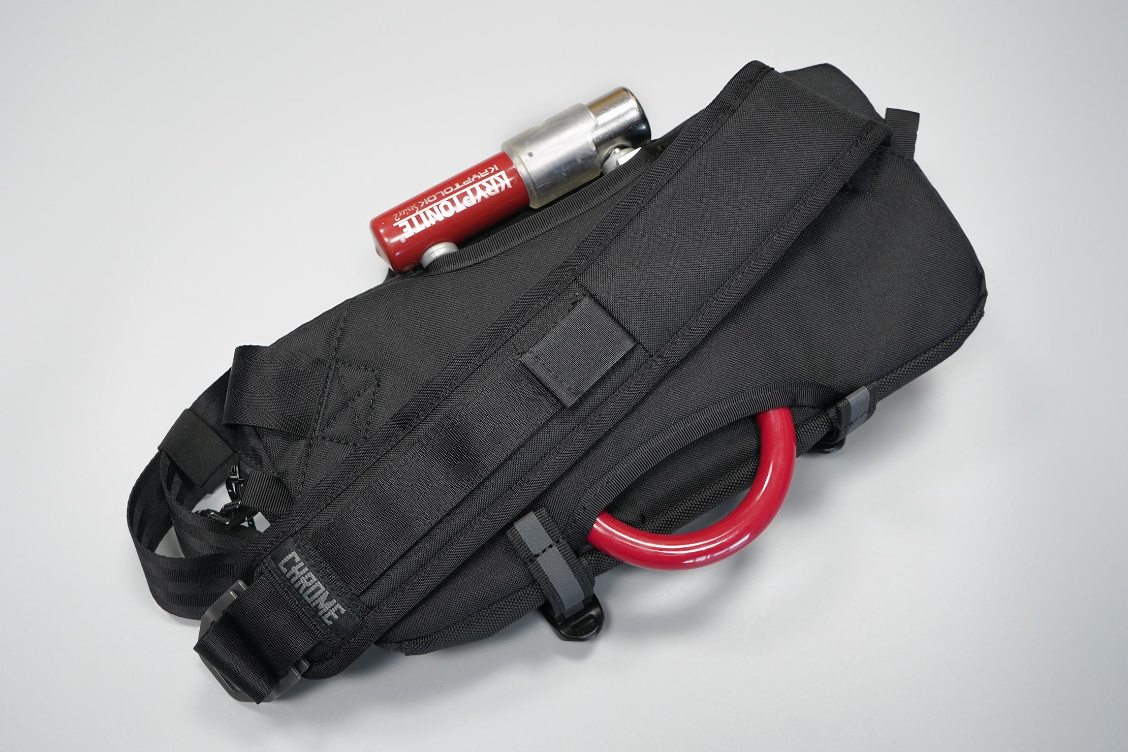 Chrome Industries Mini Kadet | U-lock holster & harness system