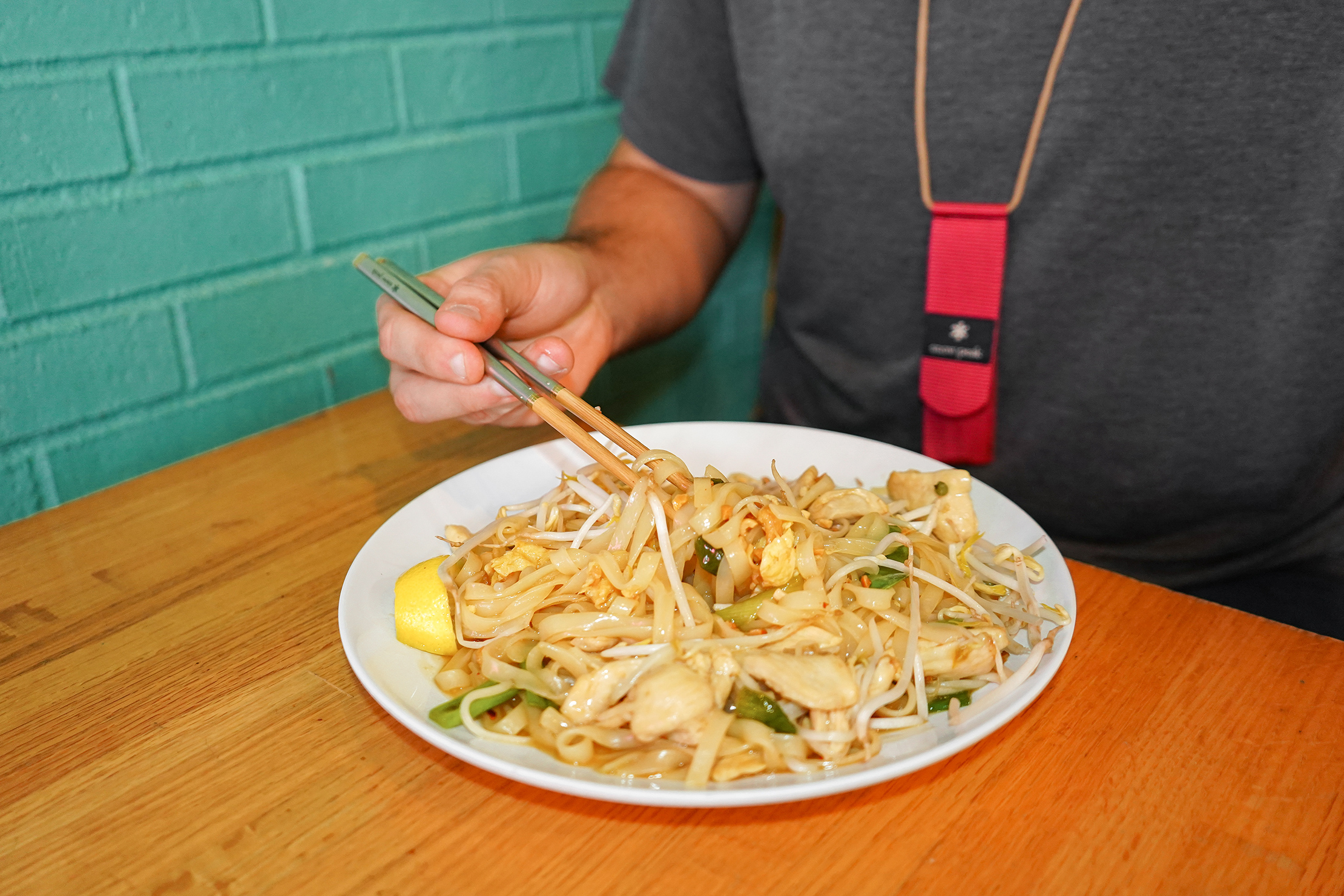 Staycation Ideas | Try a new local restaurant
