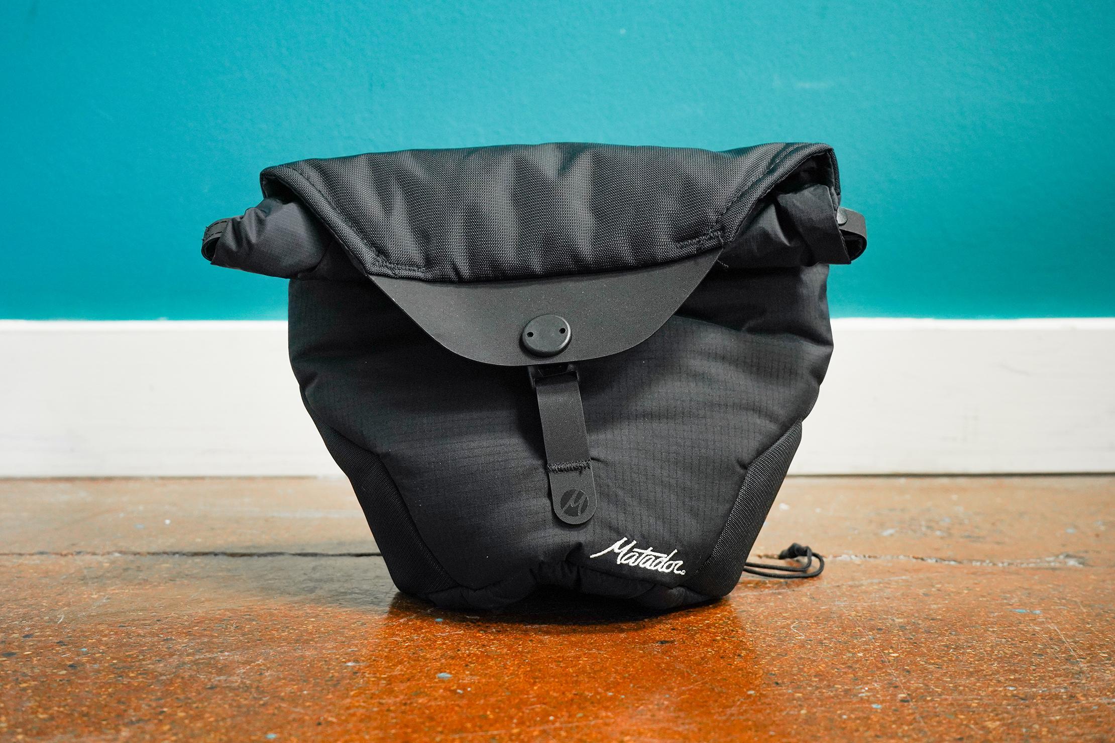 Matador Camera Base Layer 2.0 | Using the bag in the studio.
