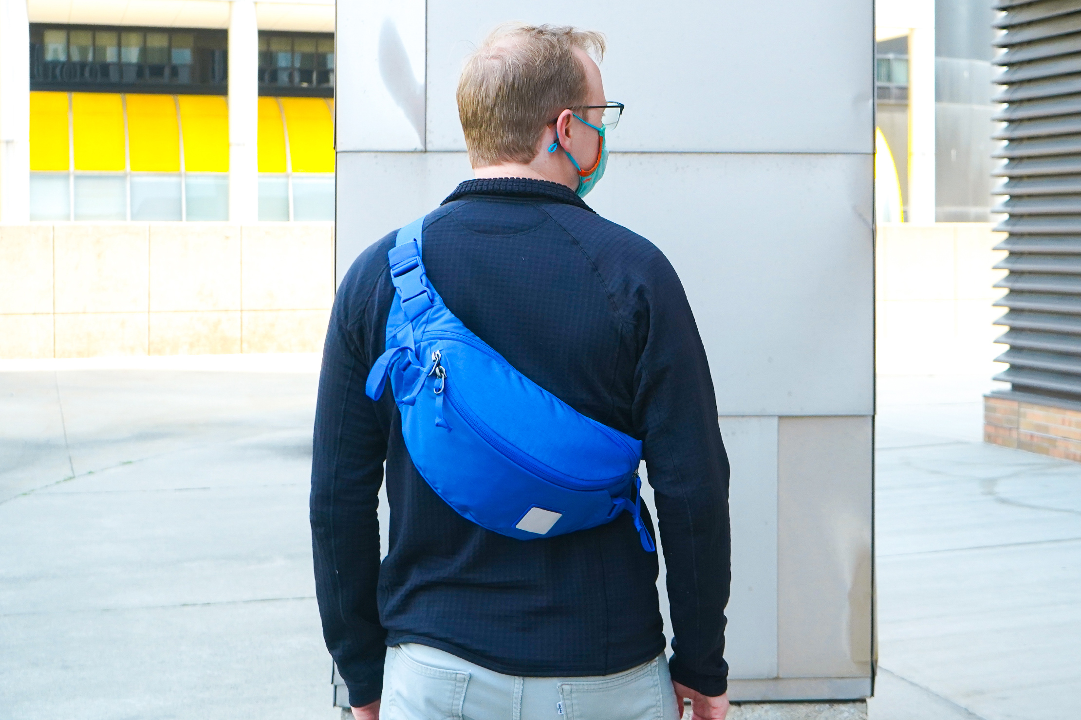 EVERGOODS Mountain Hip Pack 3.5L | Taking the waist pack around town