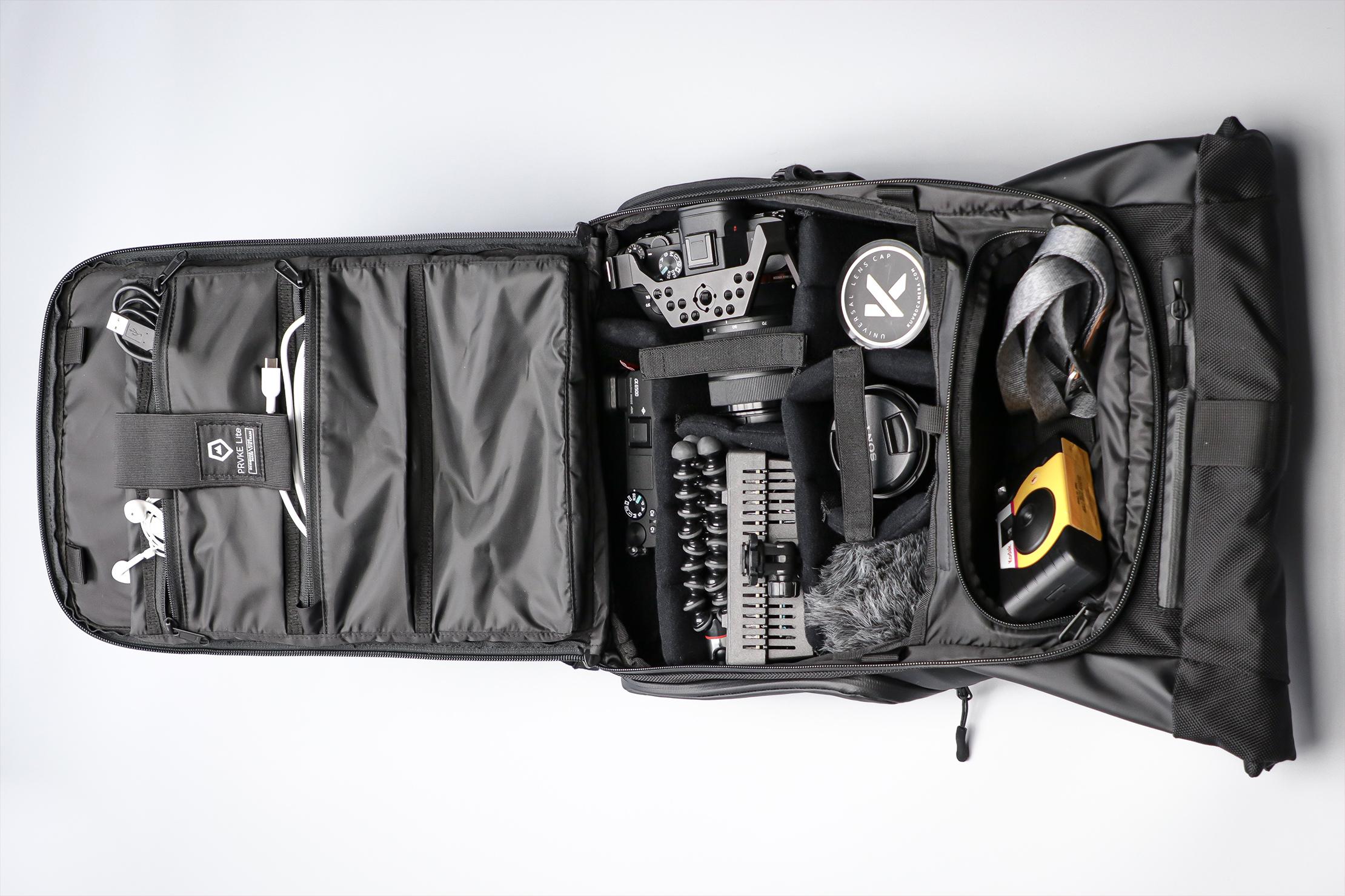 WANDRD PRVKE Lite Open Bag