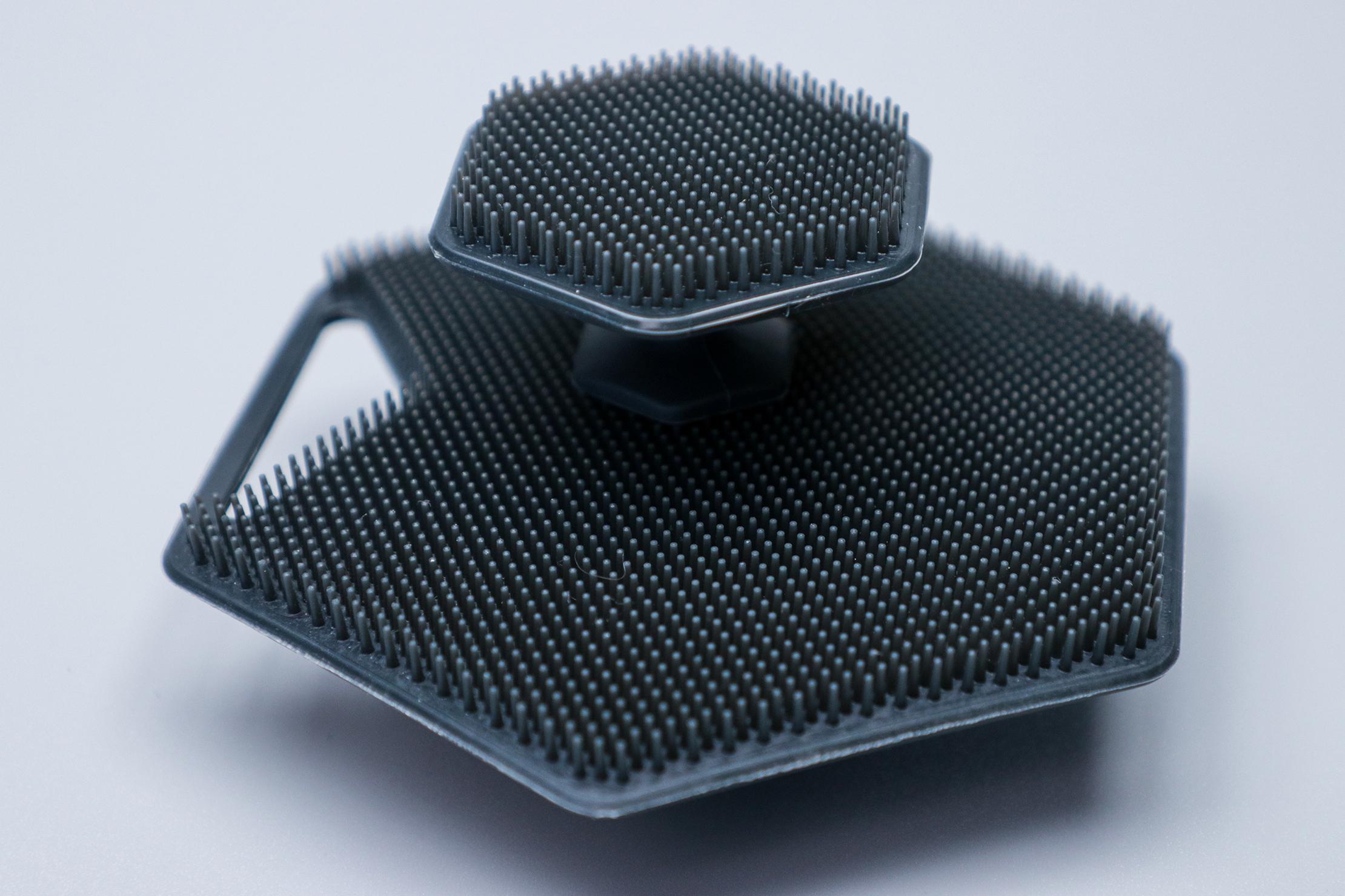 Tooletries Face Body Scrubber Bristles