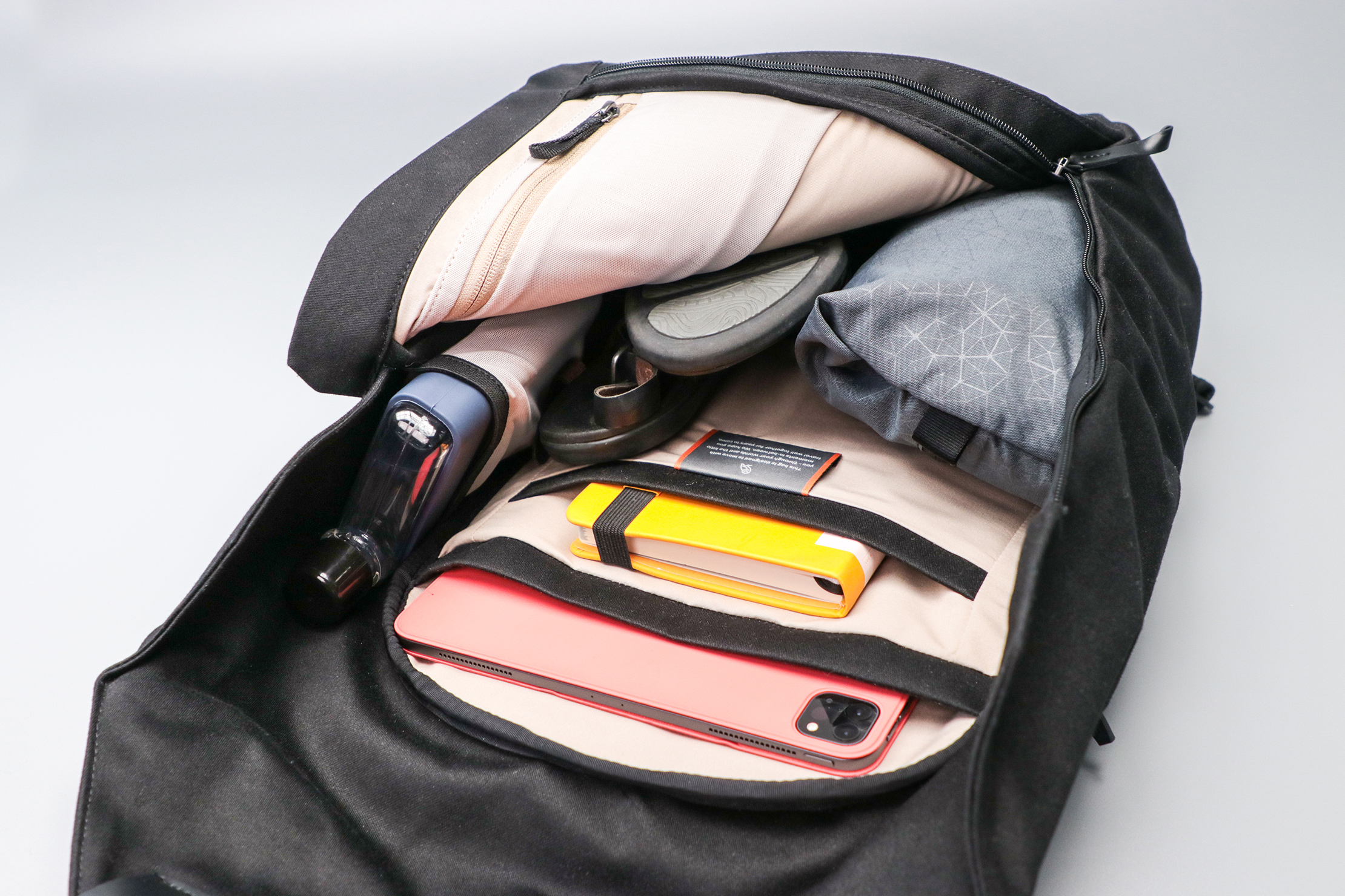 Bellroy Melbourne Backpack Main Compartment