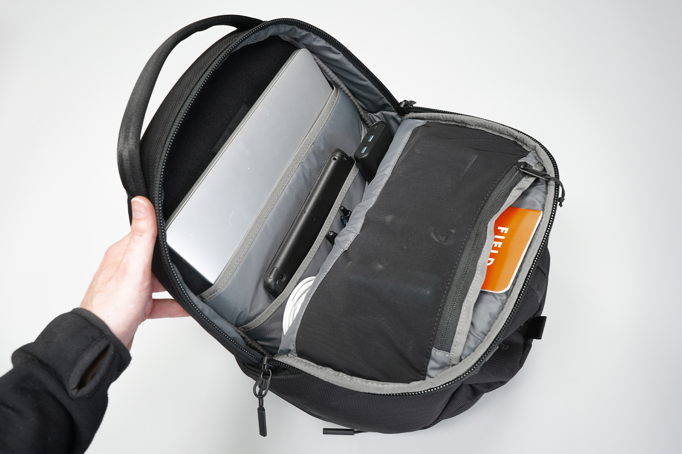 Aer Fit Pack 3 | Main compartment