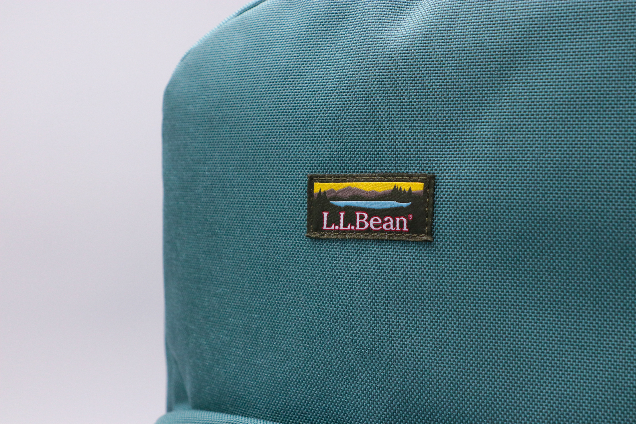 L.L.Bean Mountain Classic Cordura Pack Logo