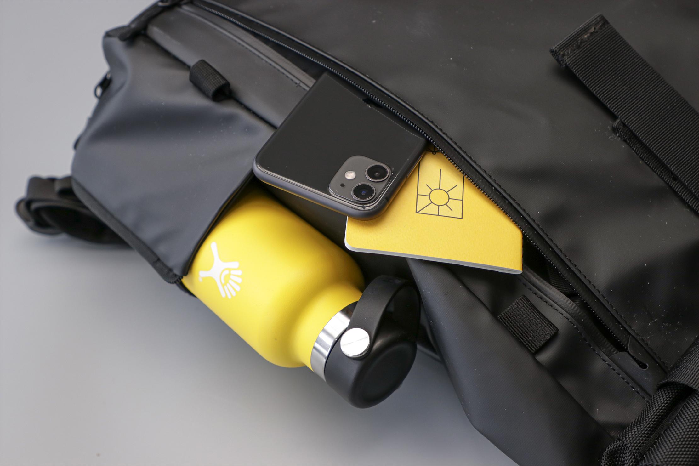 WANDRD PRVKE Lite Bag With Items