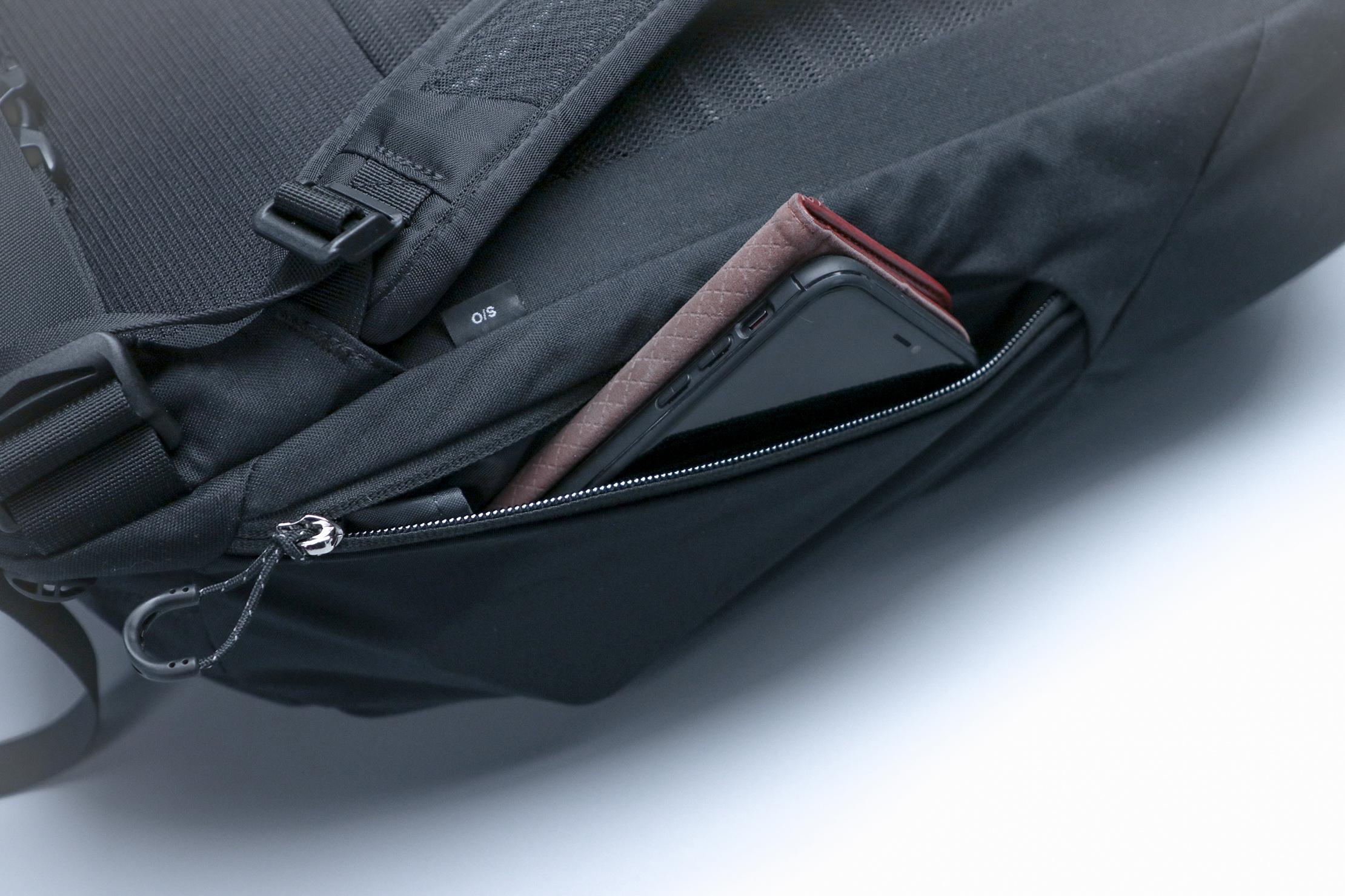 Osprey METRON Side Pocket