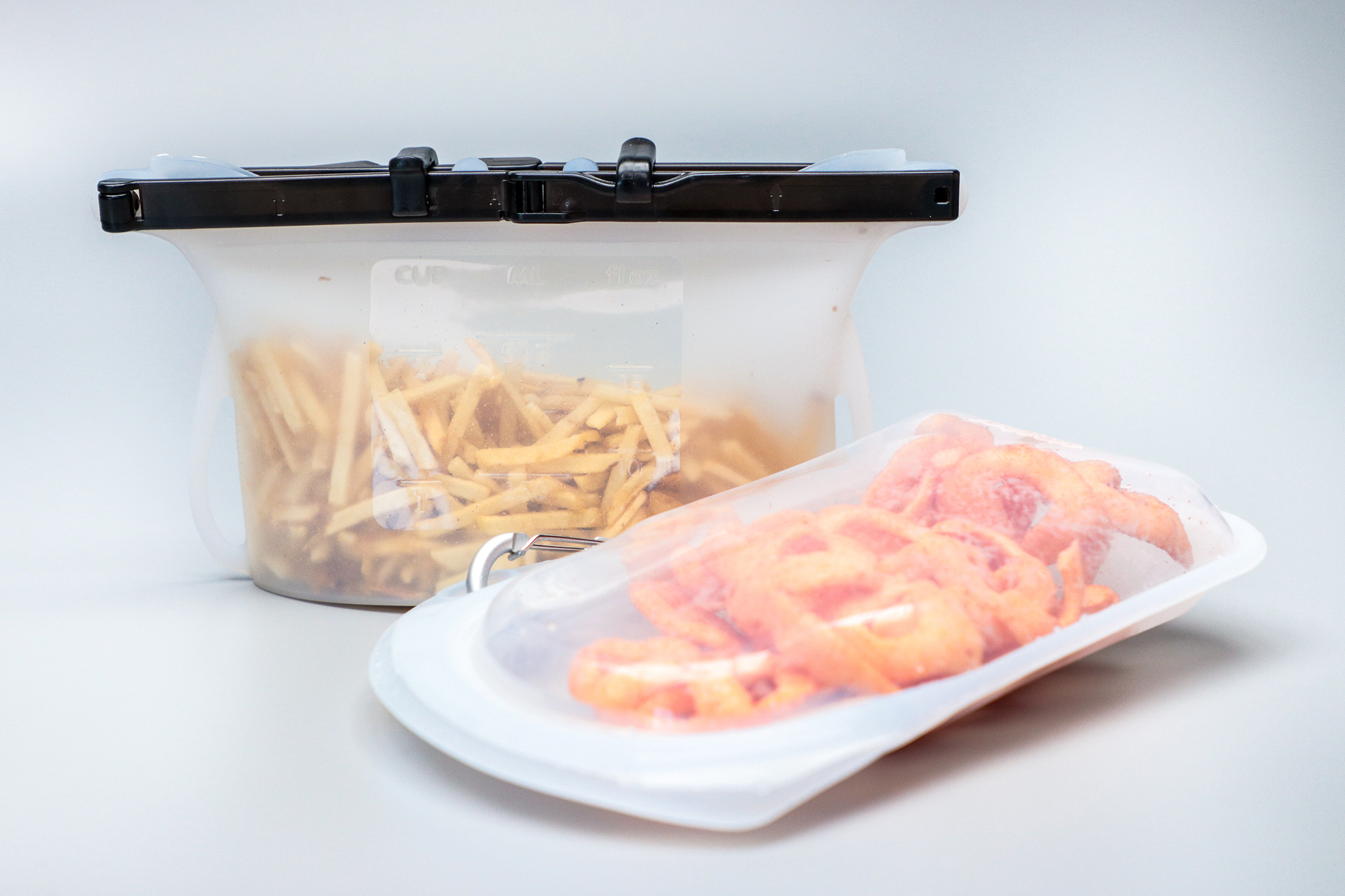 Food Bunker Silicone Bags