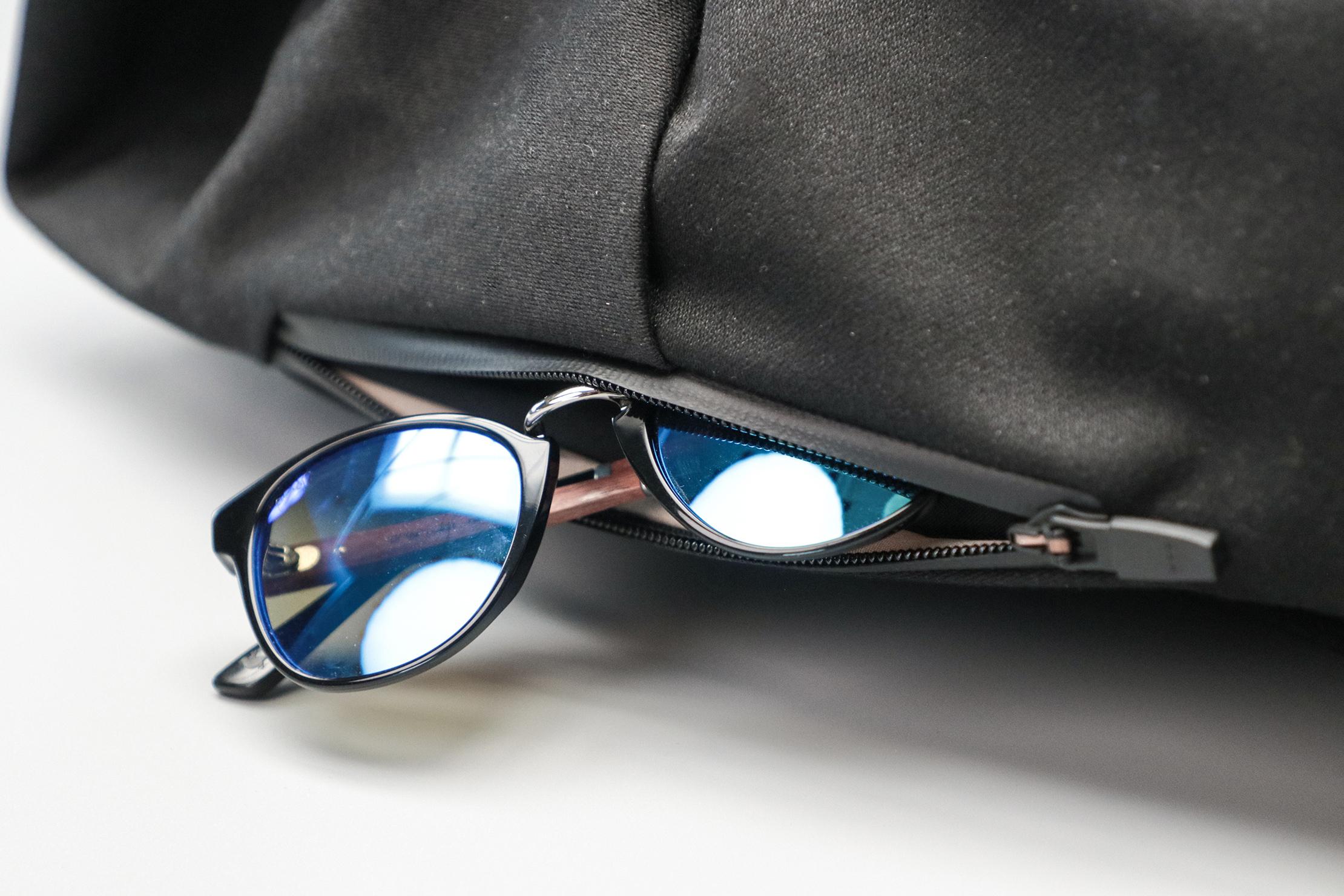 Bellroy Melbourne Backpack Side Pocket