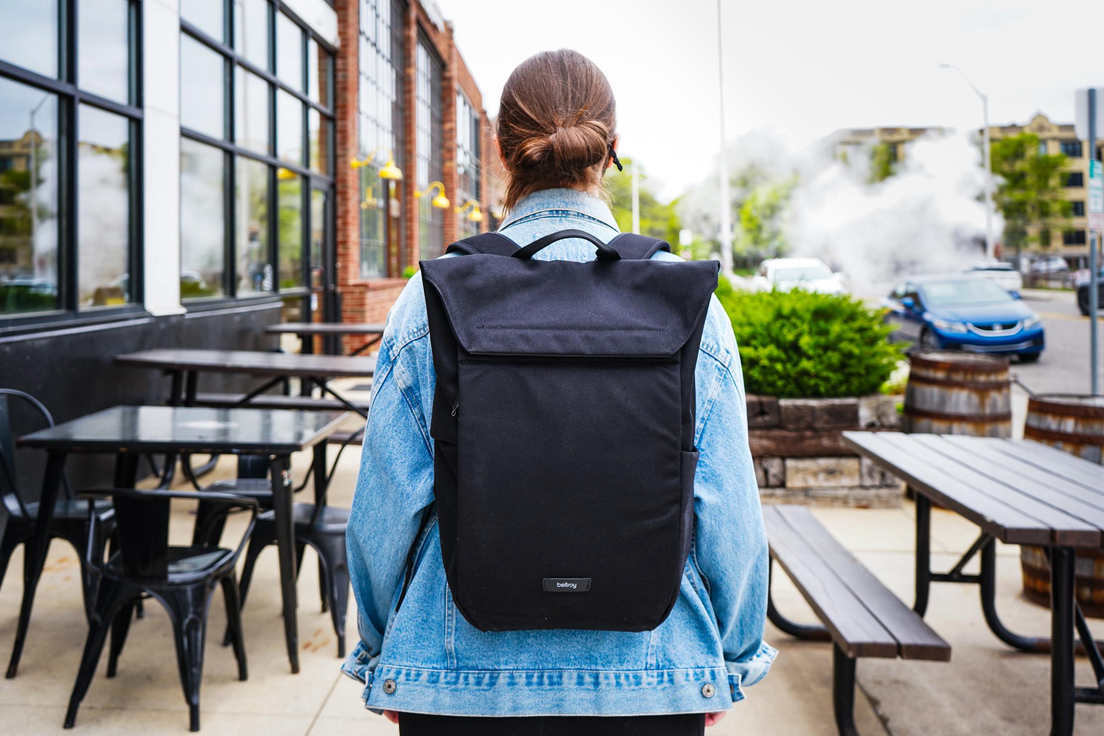 Bellroy Melbourne Backpack In Detroit 2