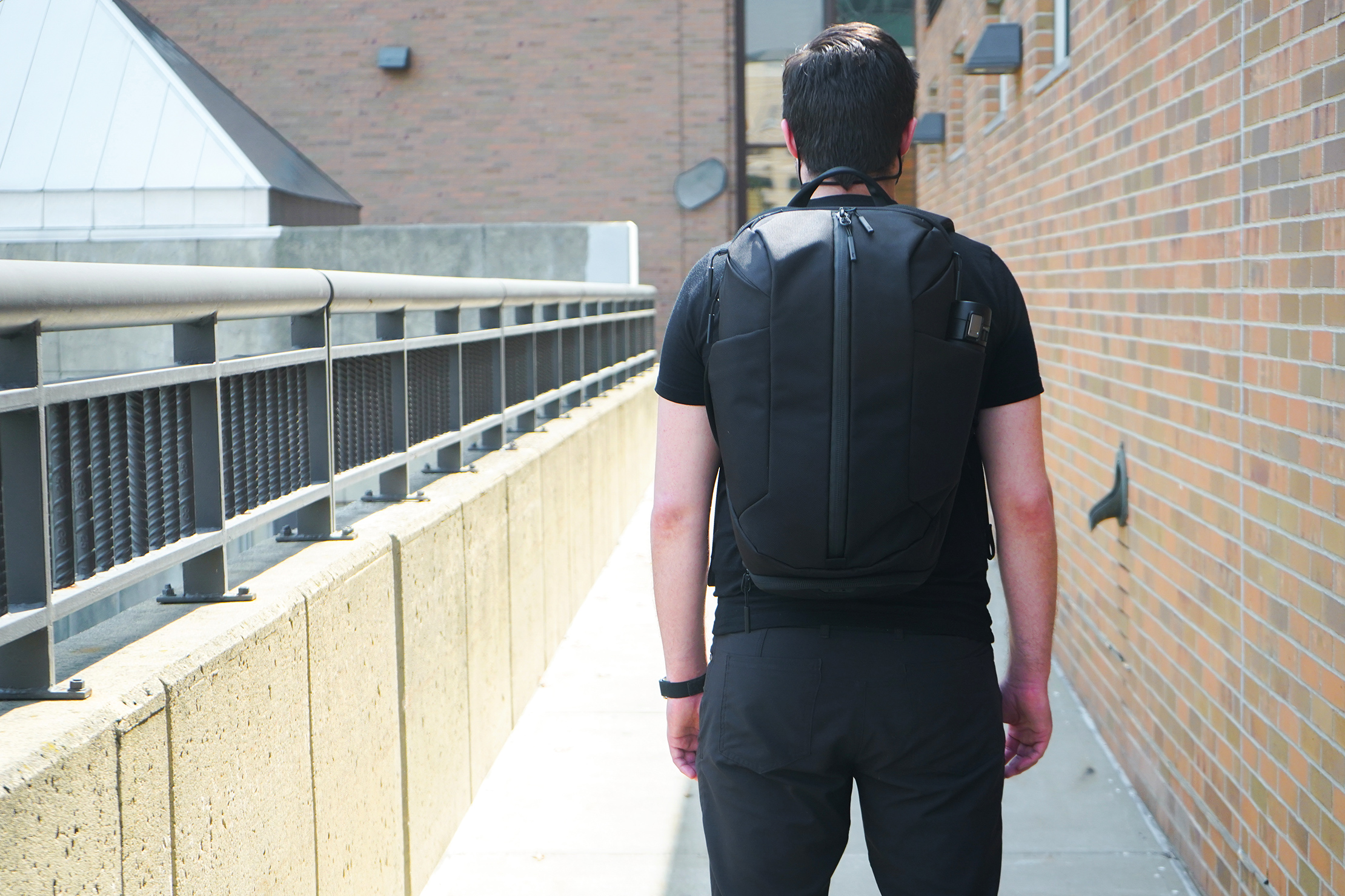 Aer Duffel Pack 3 | Taking the bag to the gym