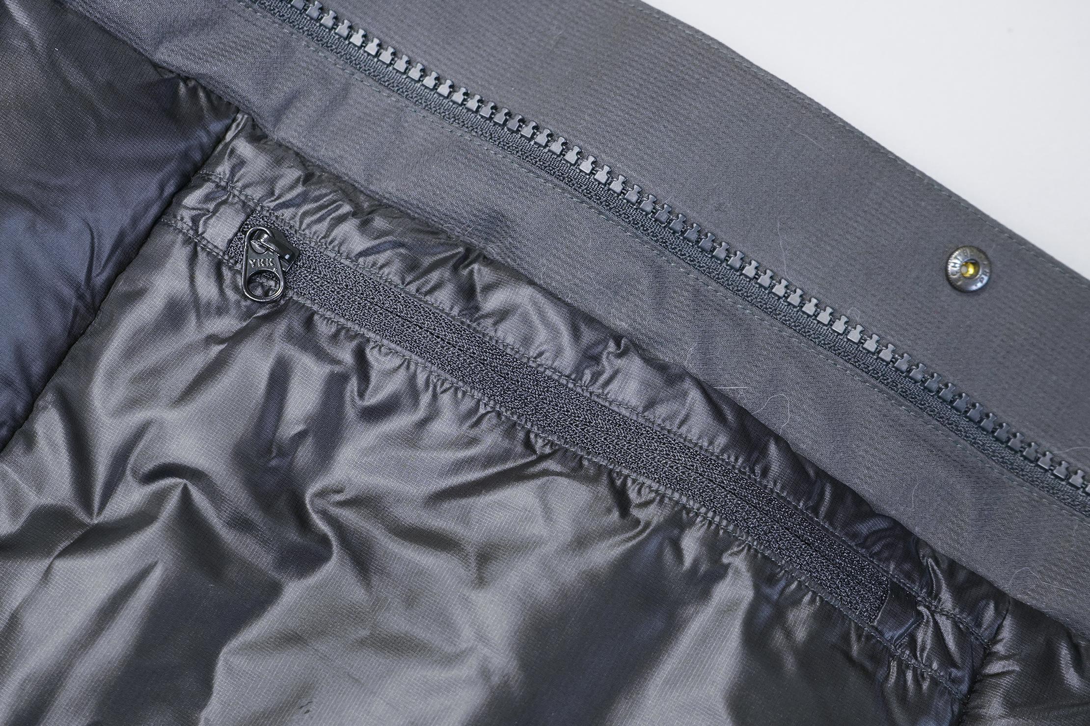 Arc'teryx Patera Parka | Inside Zipper