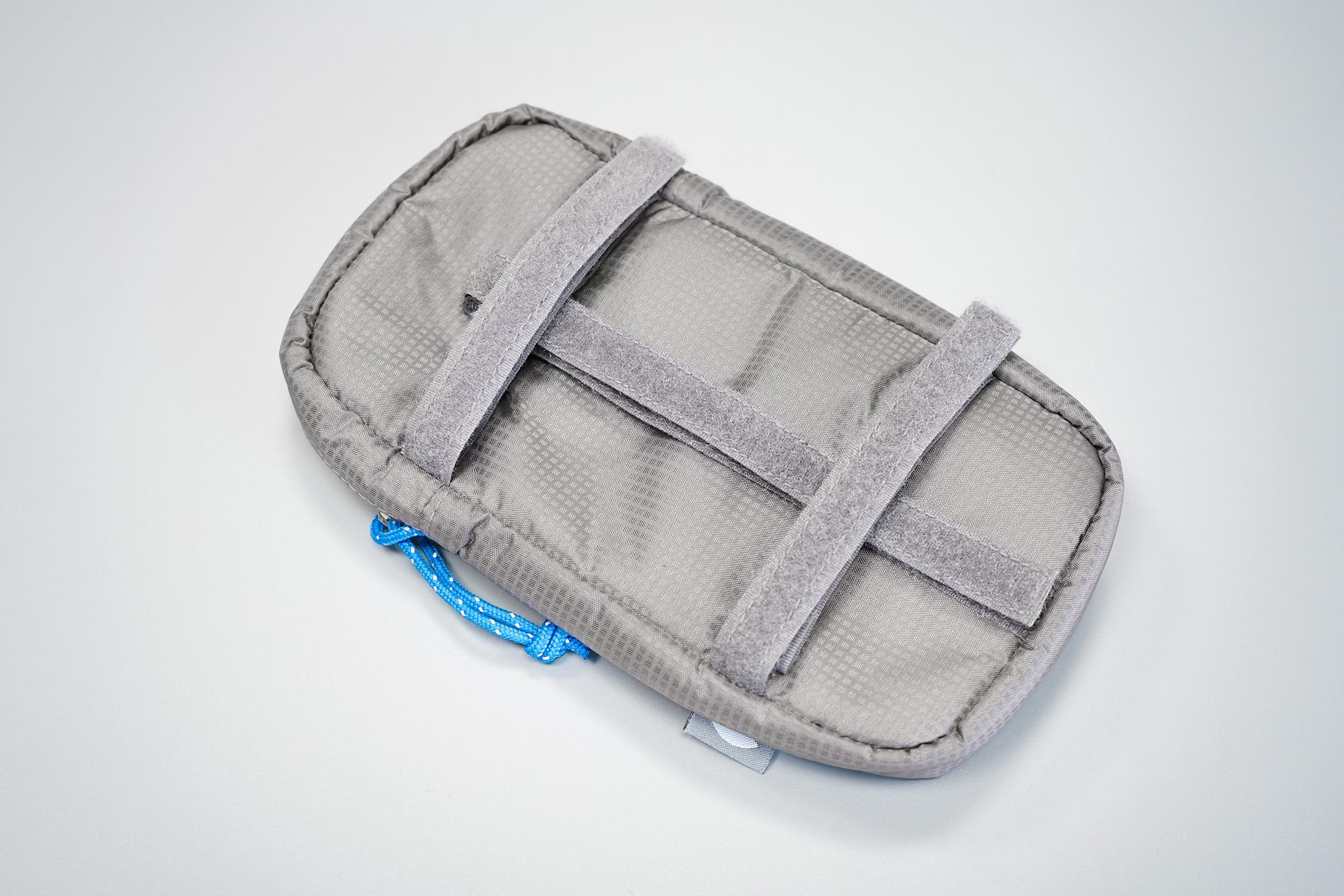 Gossamer Gear Shoulder Strap Pocket | Velcro straps