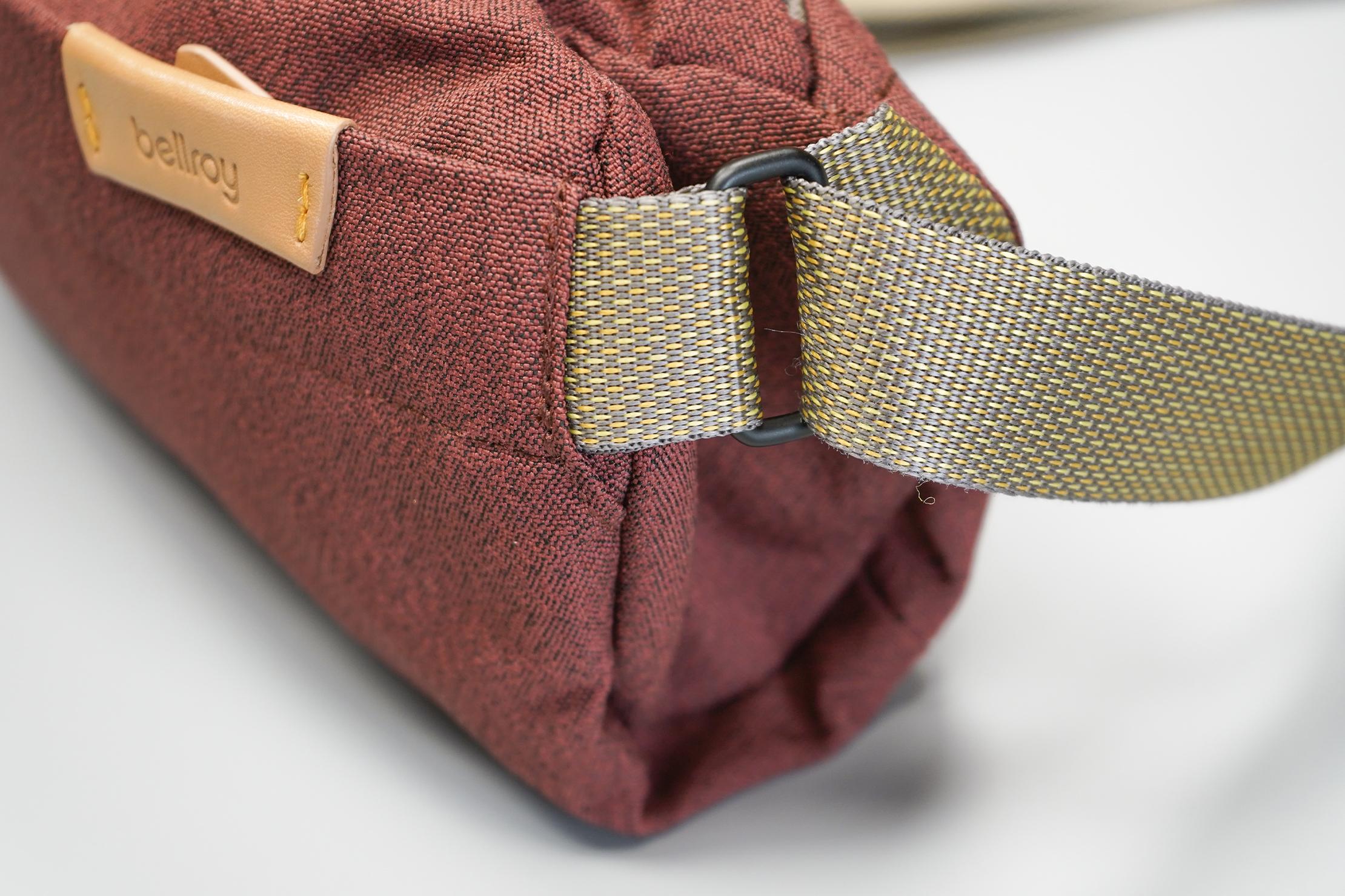 Bellroy Sling Mini | Self-compressing strap