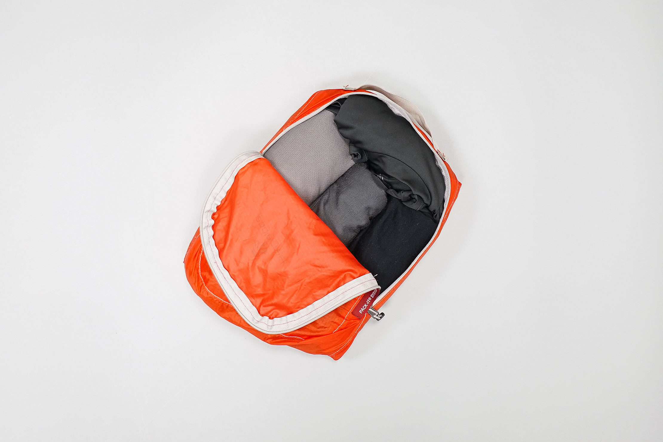 How To Pack a Carry-on Tops in a Packing Cube