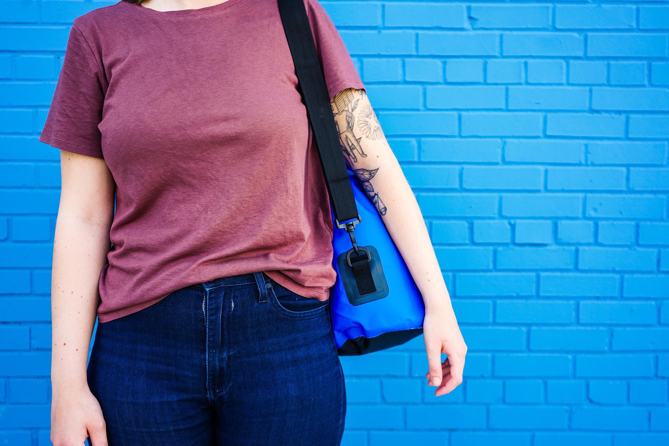Earth Pak Original Waterproof Dry Bag Shoulder Carry