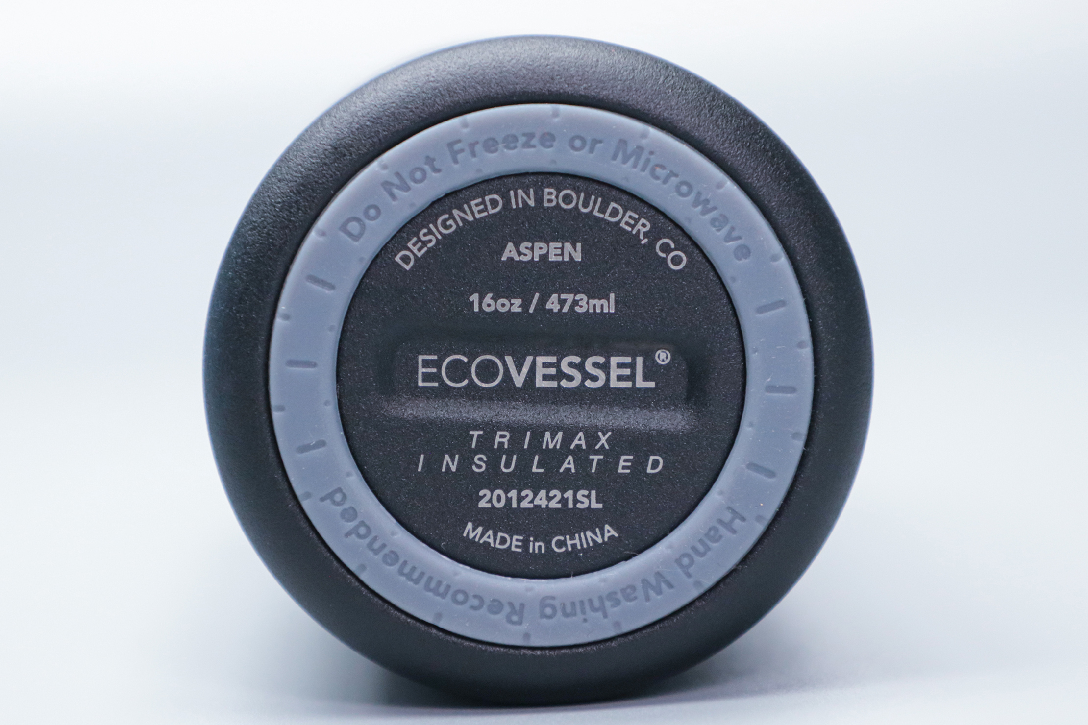 EcoVessel The ASPEN Bottom