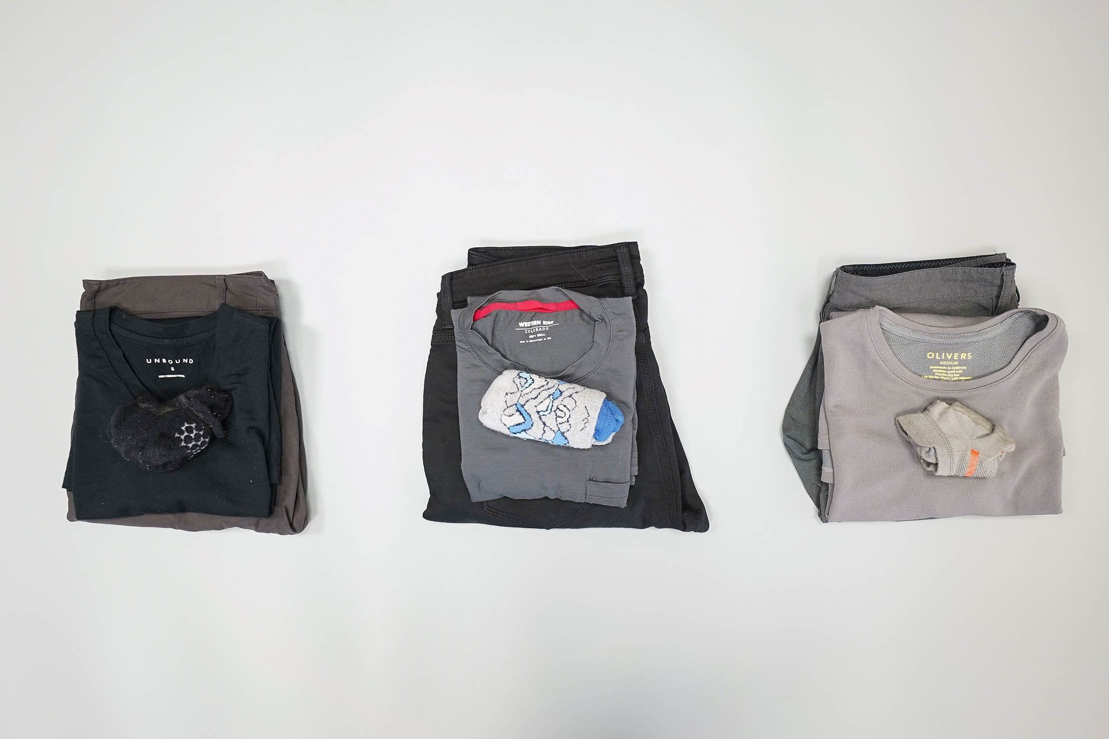 How To Pack a Carry-on Clothing Organized By Context