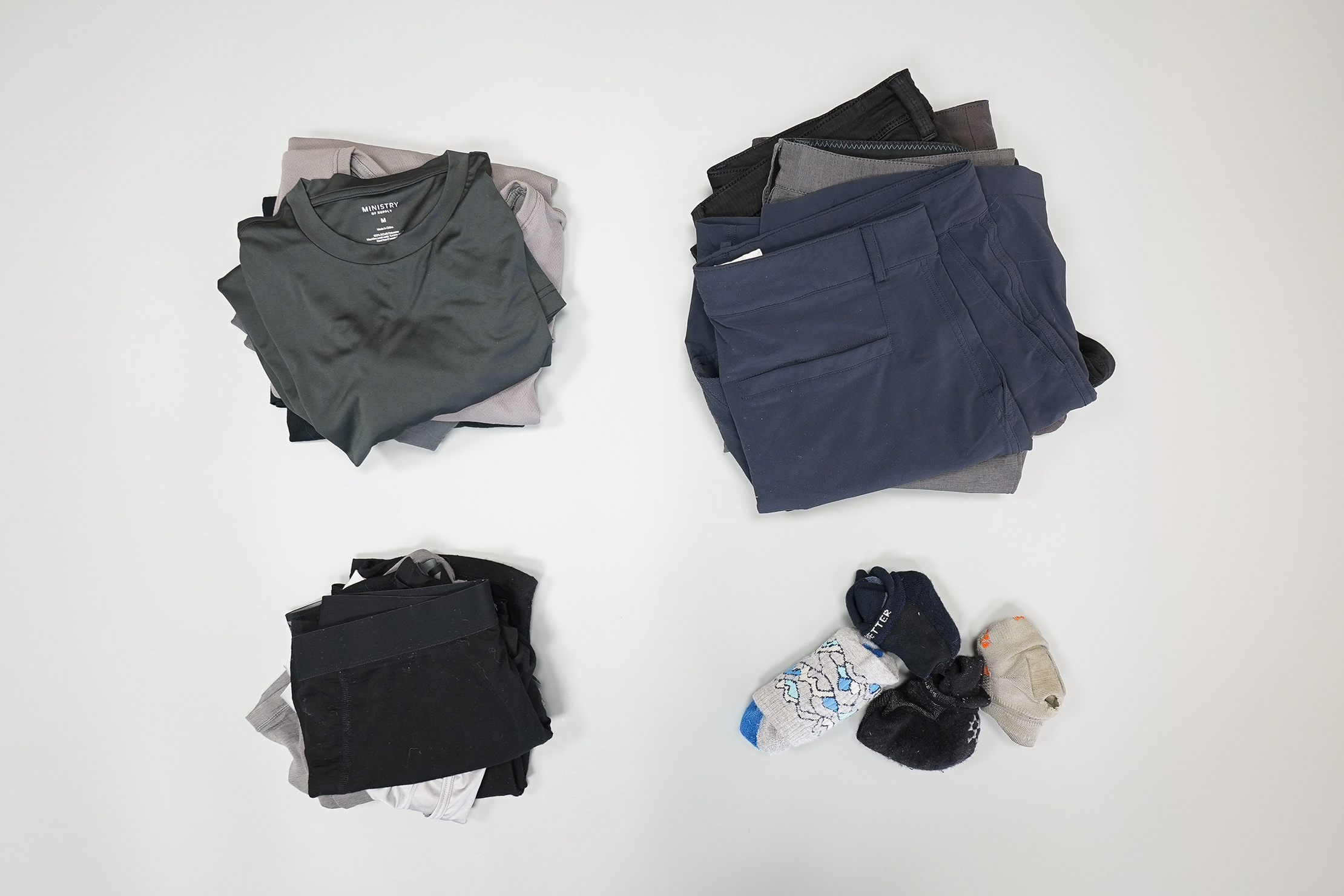 How To Pack a Carry-on Gear Organized By Type