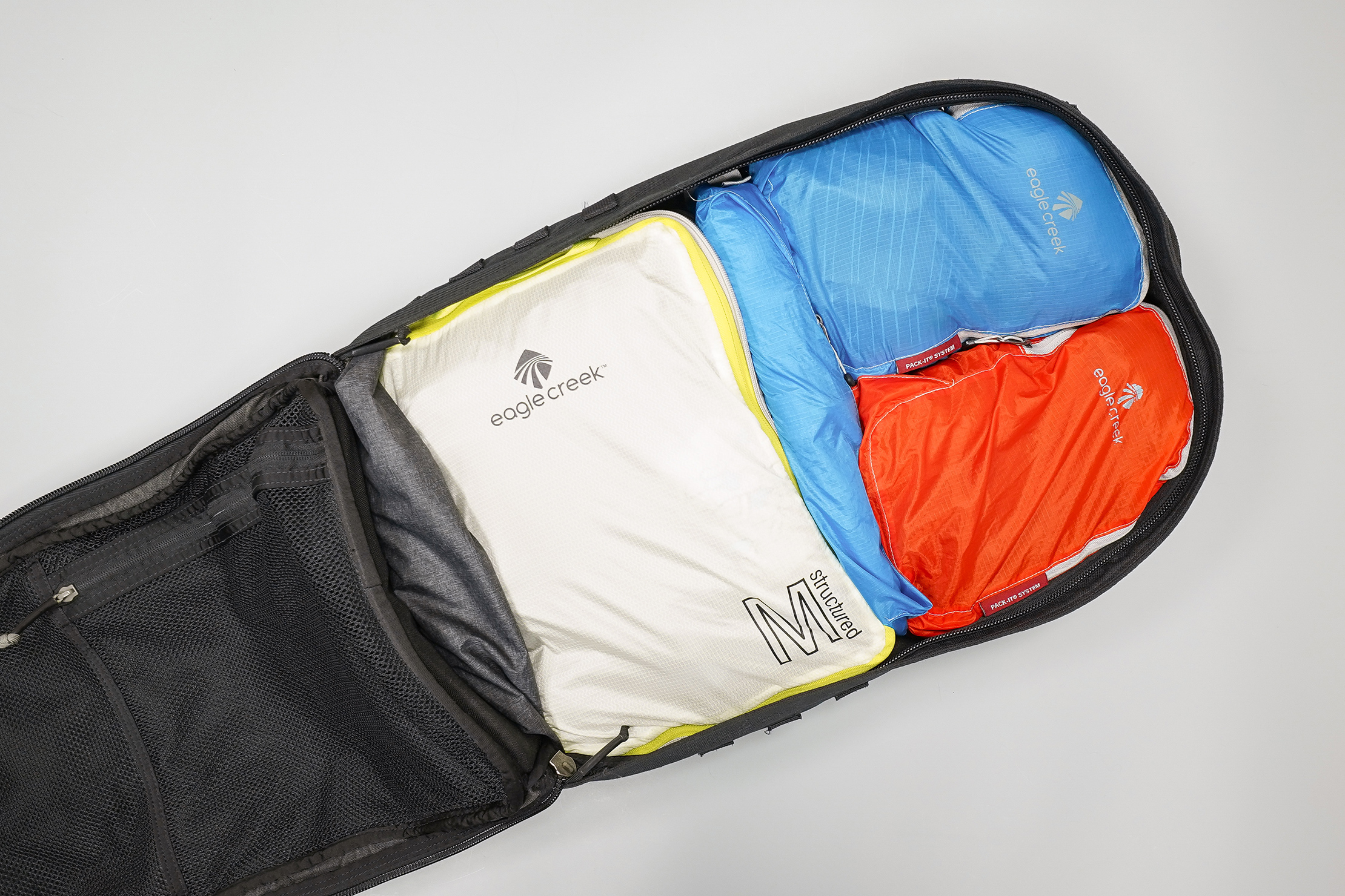 How To Pack a Carry-on Packing Cubes in The Bag