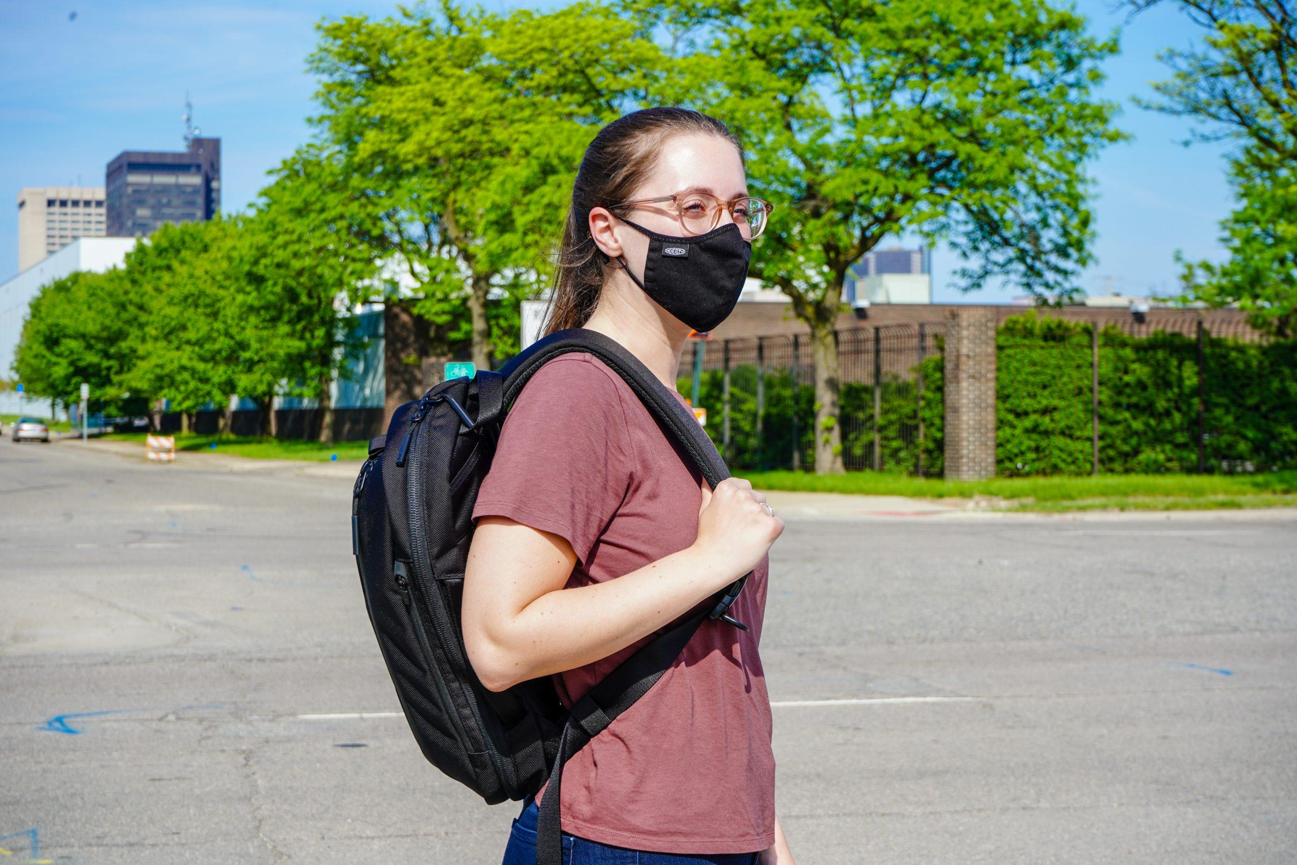 Aer Travel Sling 2 In Detroit