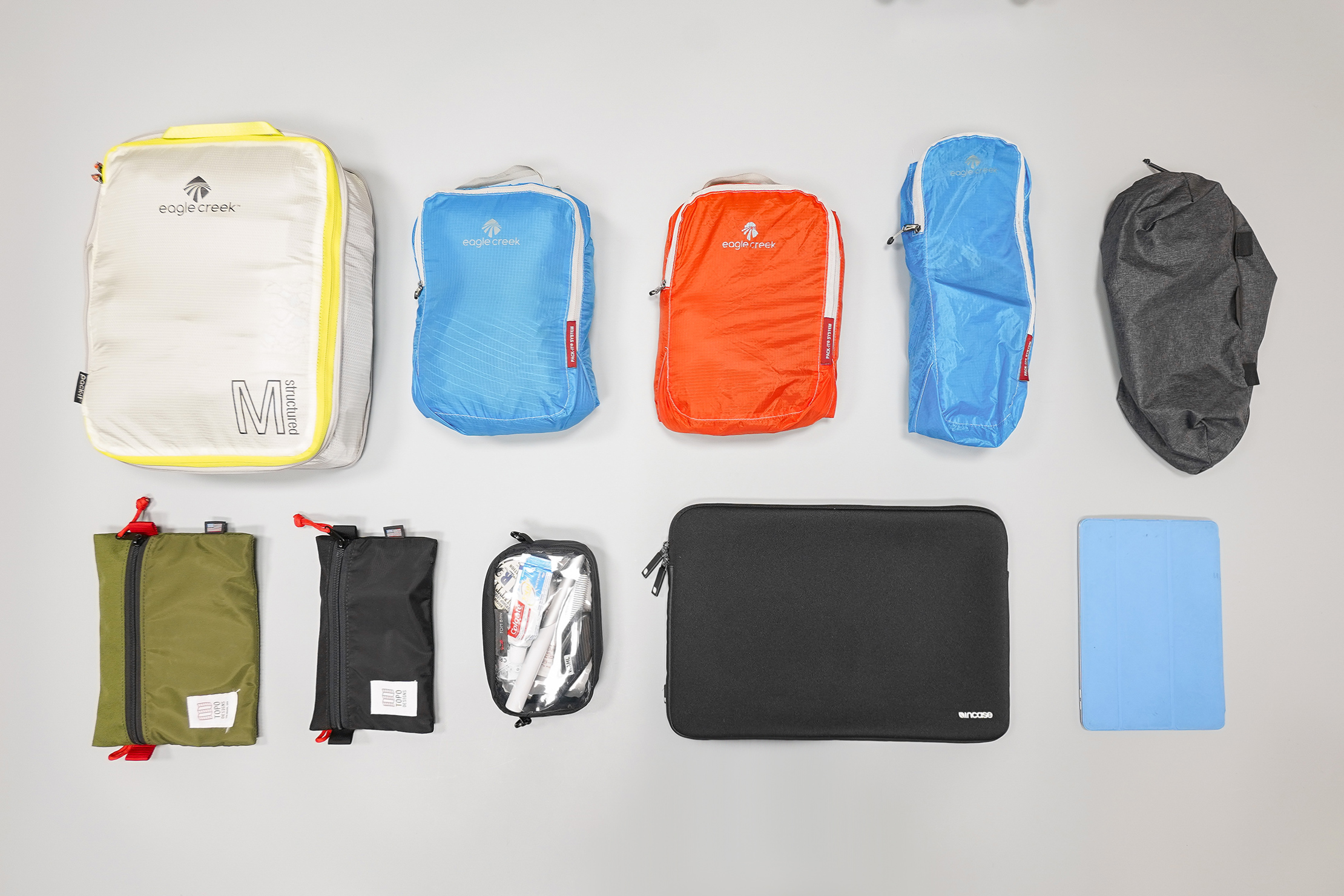 How To Pack a Carry-on Packing Cubes and Organizers