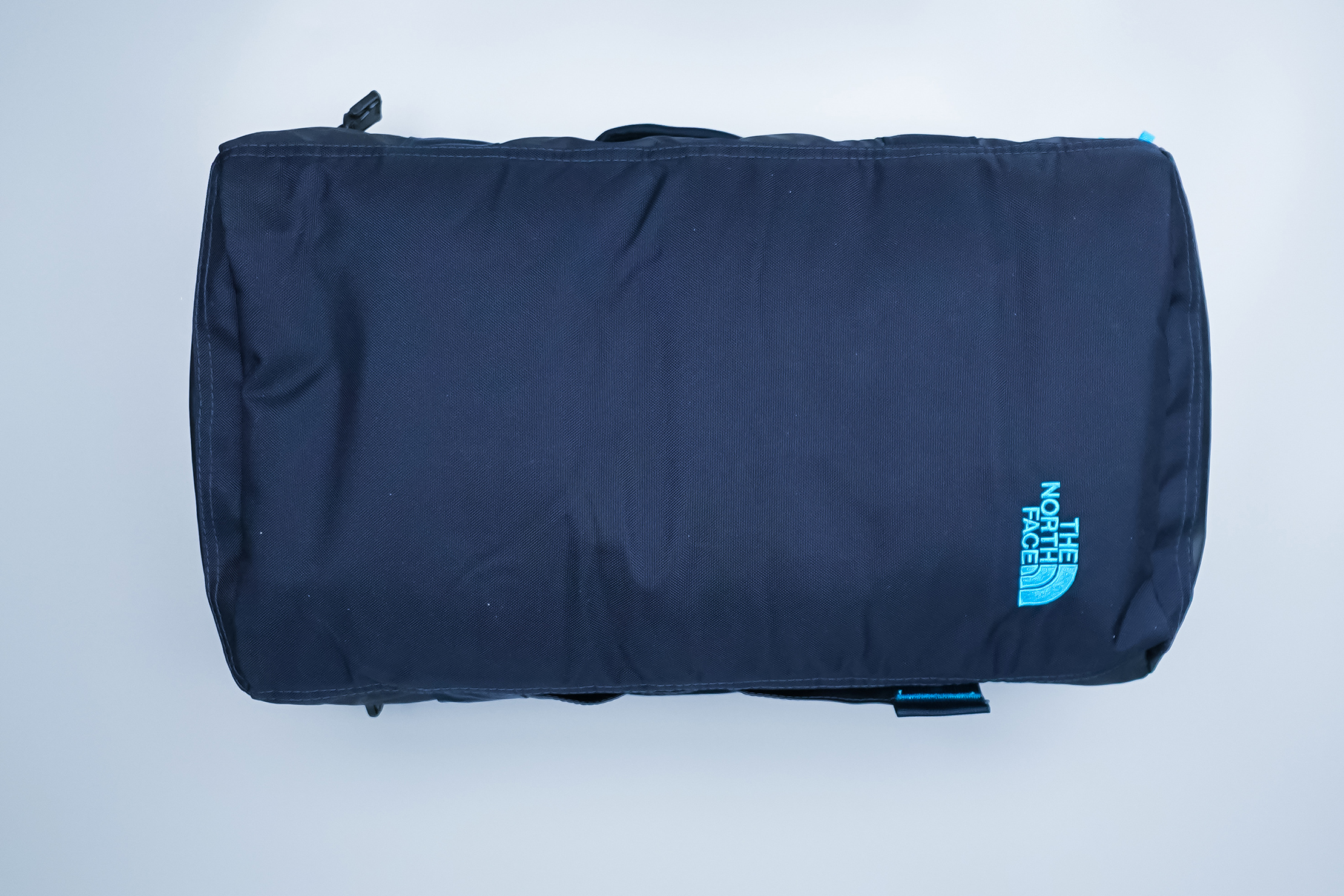 The North Face Base Camp Voyager 32L Back Panel With Logo