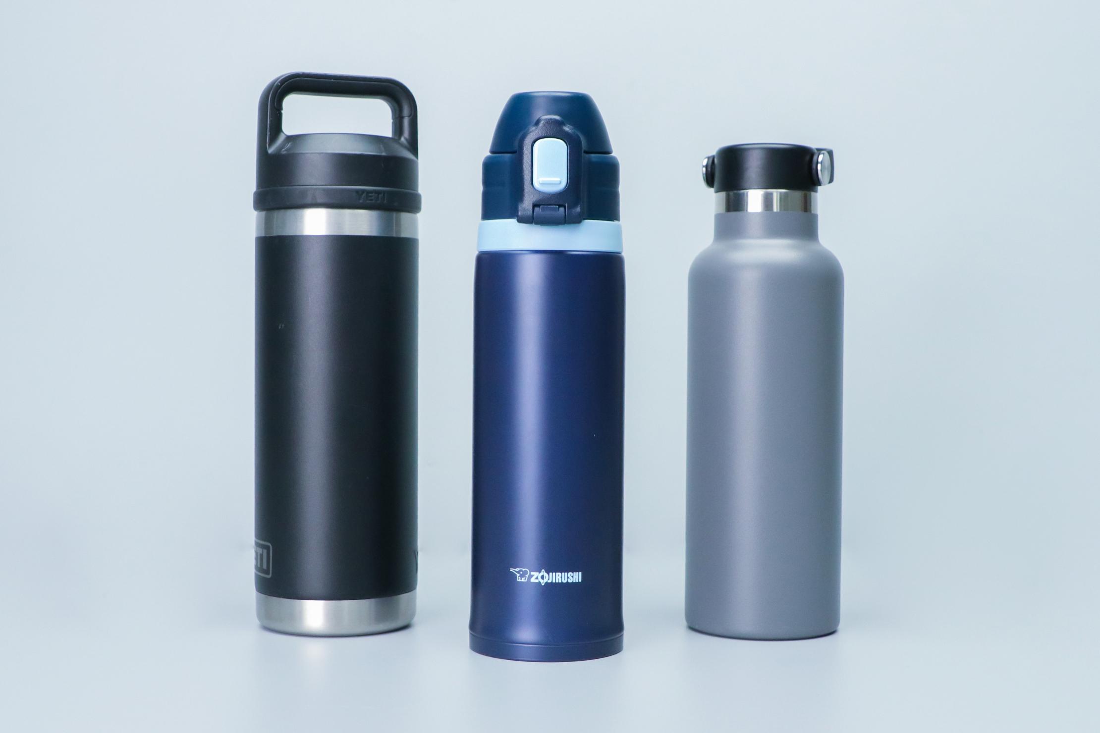 Zojirushi Cool Bottle with YETI Hydroflask