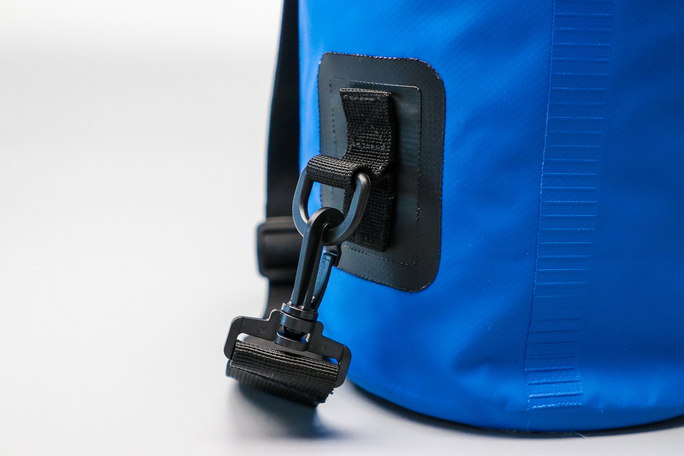 Earth Pak Original Waterproof Dry Bag Carabiner Snapped On