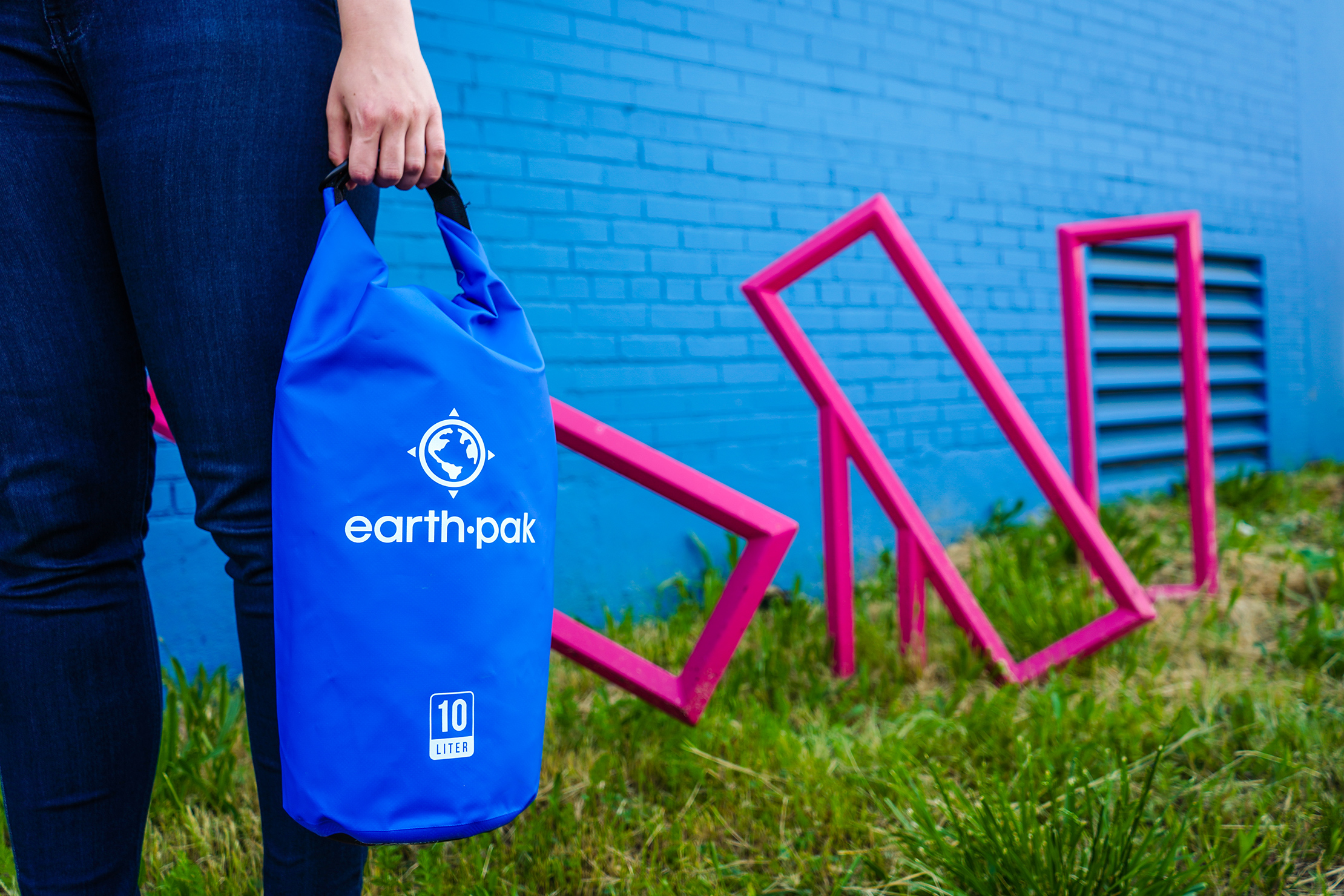 Earth Pak Original Waterproof Dry Bag Carry By Hand