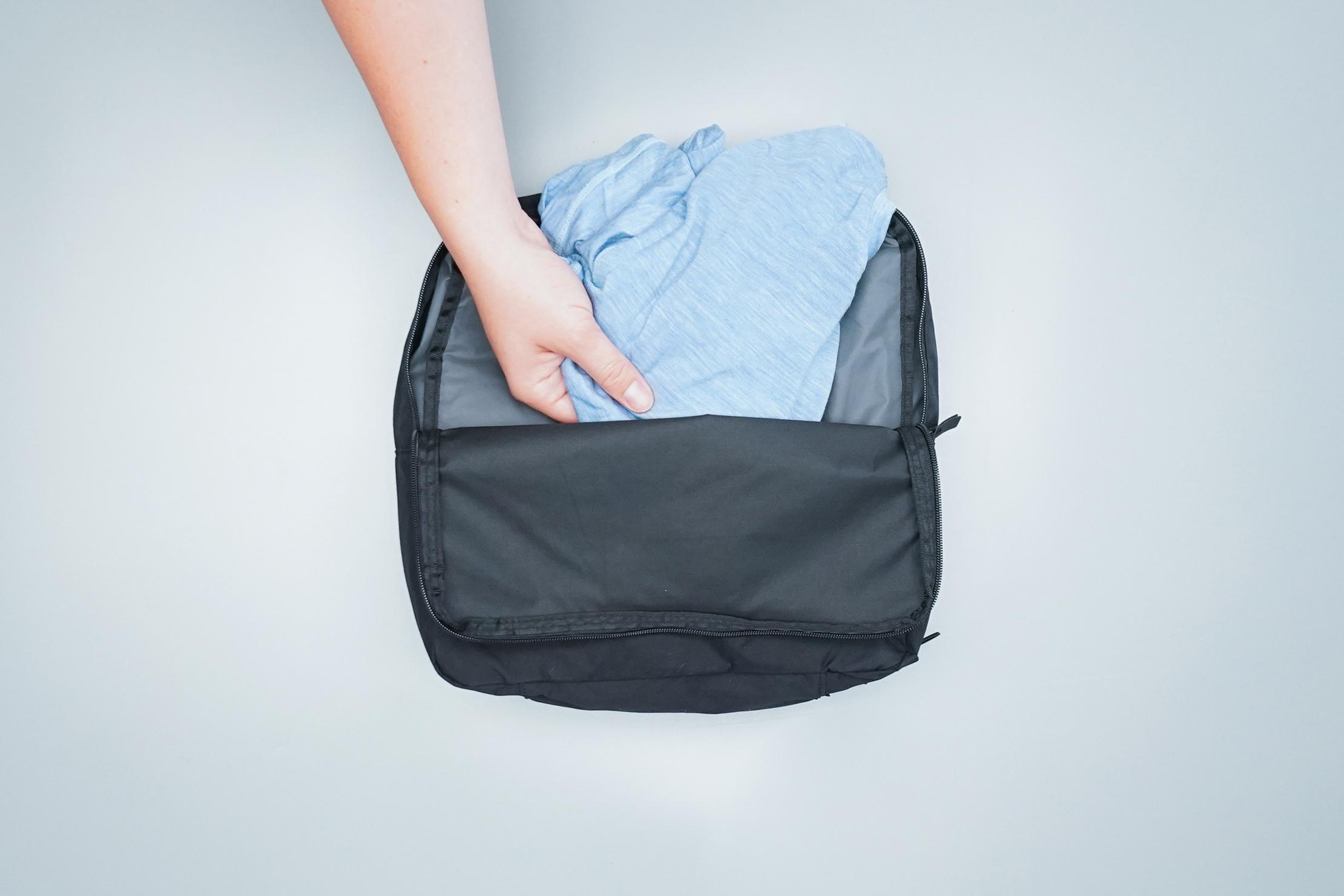 Aer Packing Cubes (V2) Back Pocket