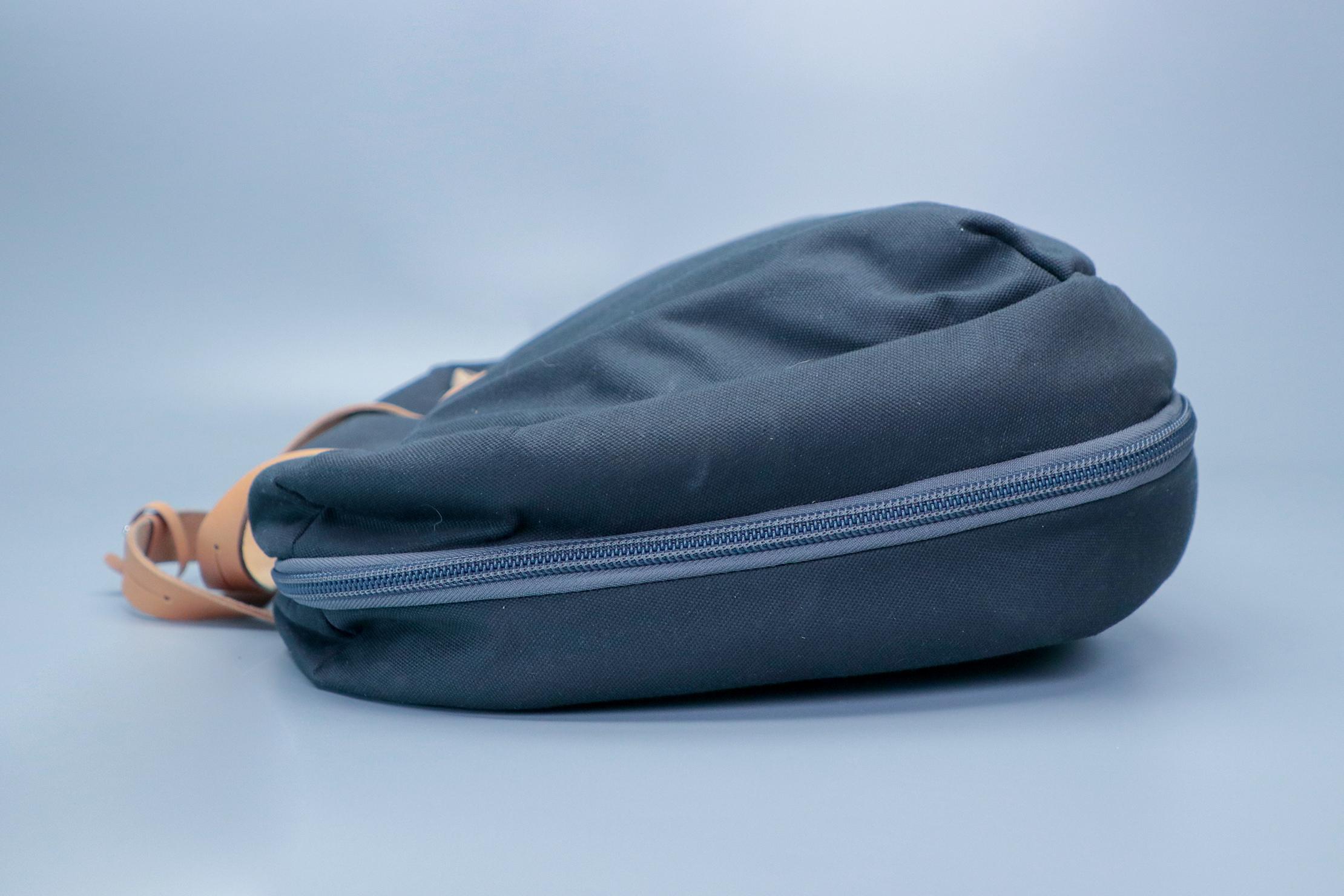 Bellroy Flight Bag Front Slump
