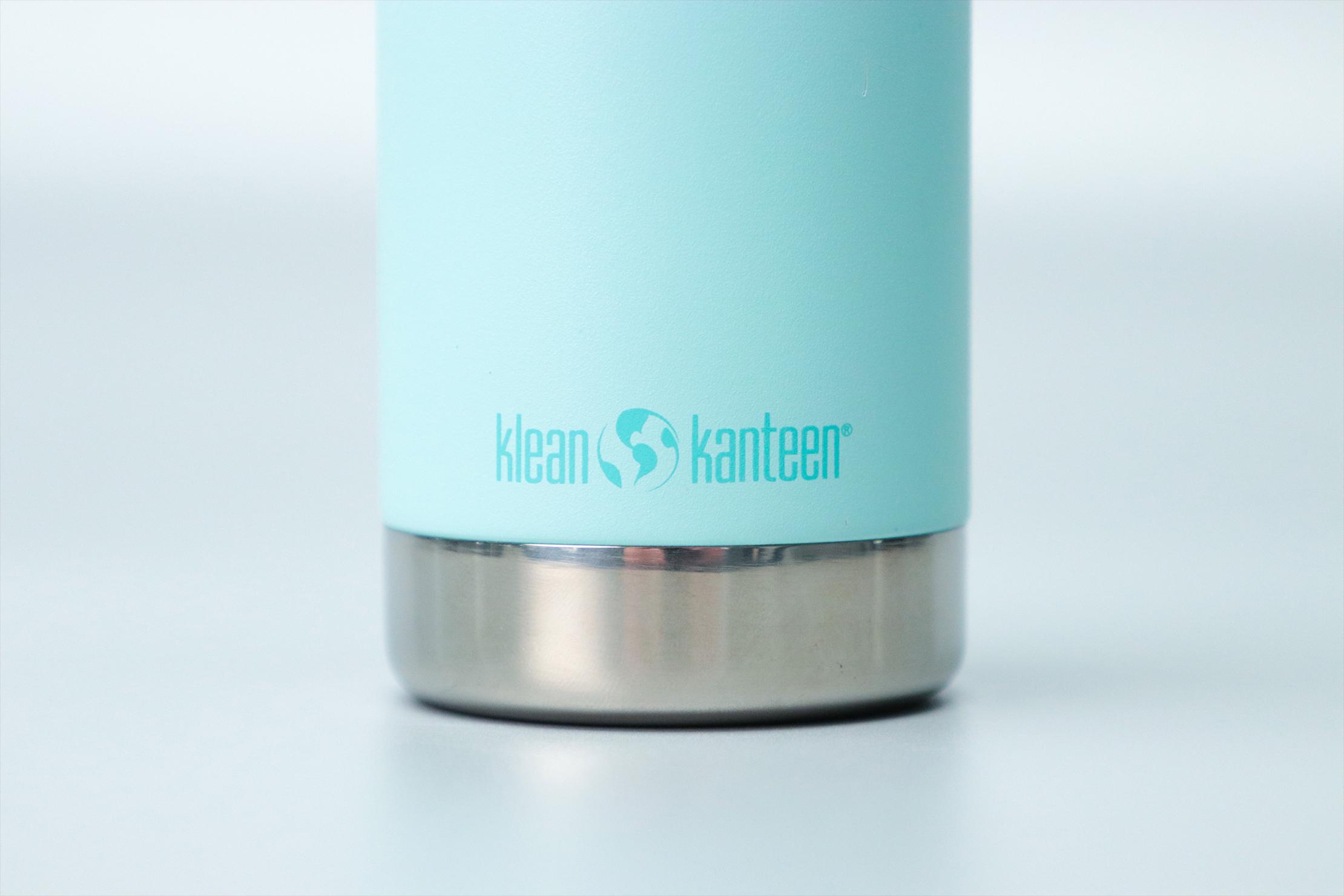 Klean Kanteen Insulated TKWide 16 oz Logo