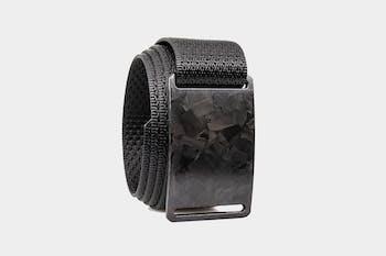 Grip6 Forged Carbon Fiber Belt