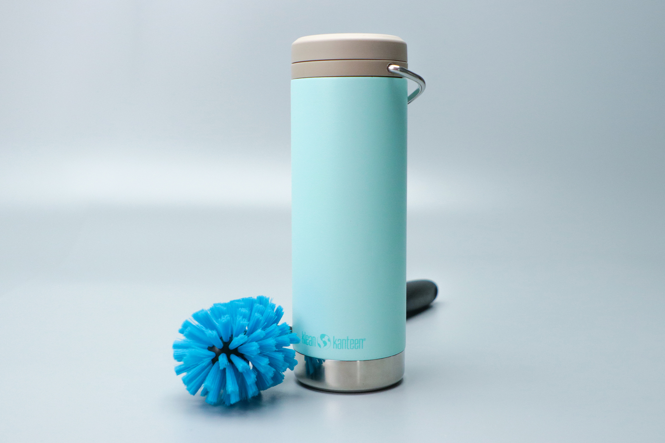 Klean Kanteen Insulated TKWide 16 oz with Brush