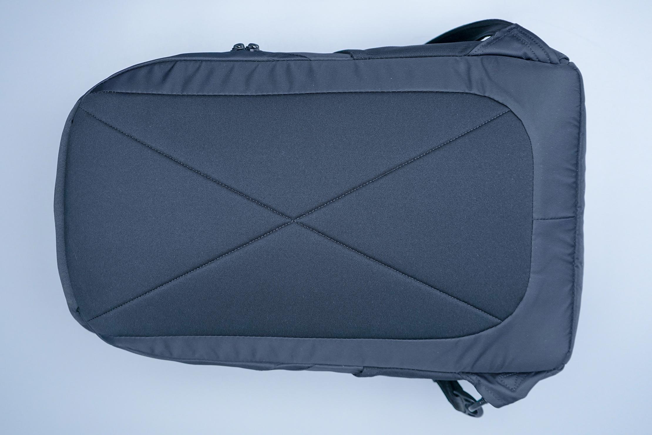 Pacsafe Metrosafe LS450 Anti-Theft Backpack Back Panel