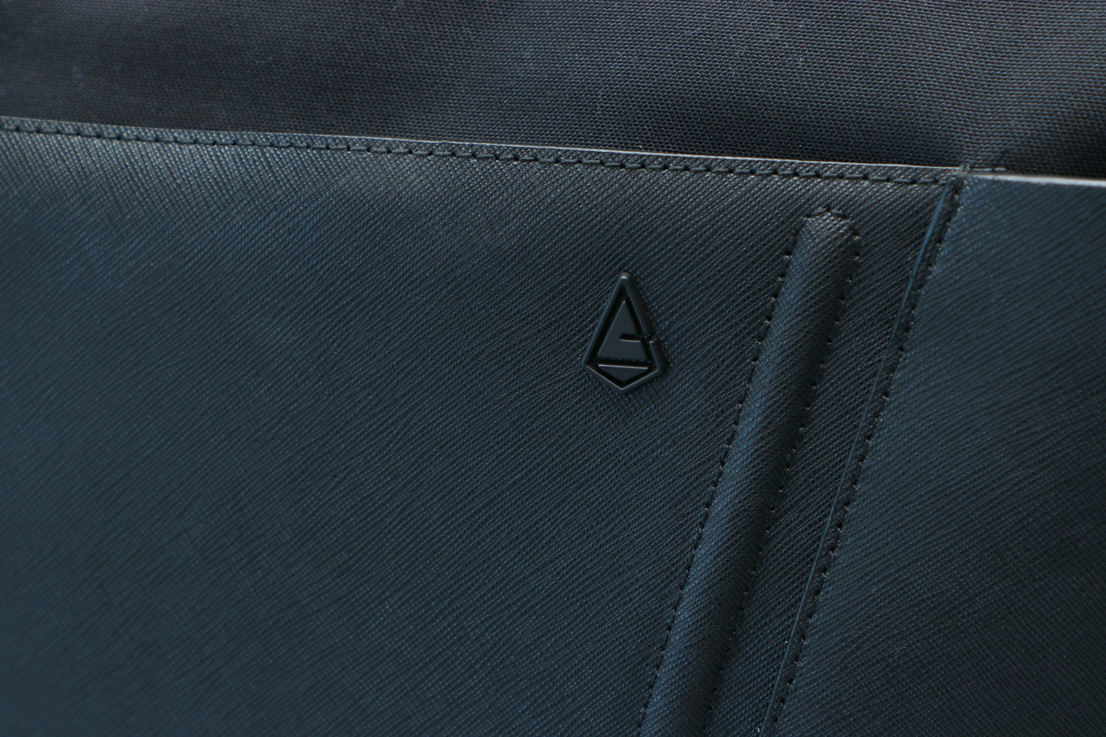 Agency Aspect Hybrid Messenger Bag Logo